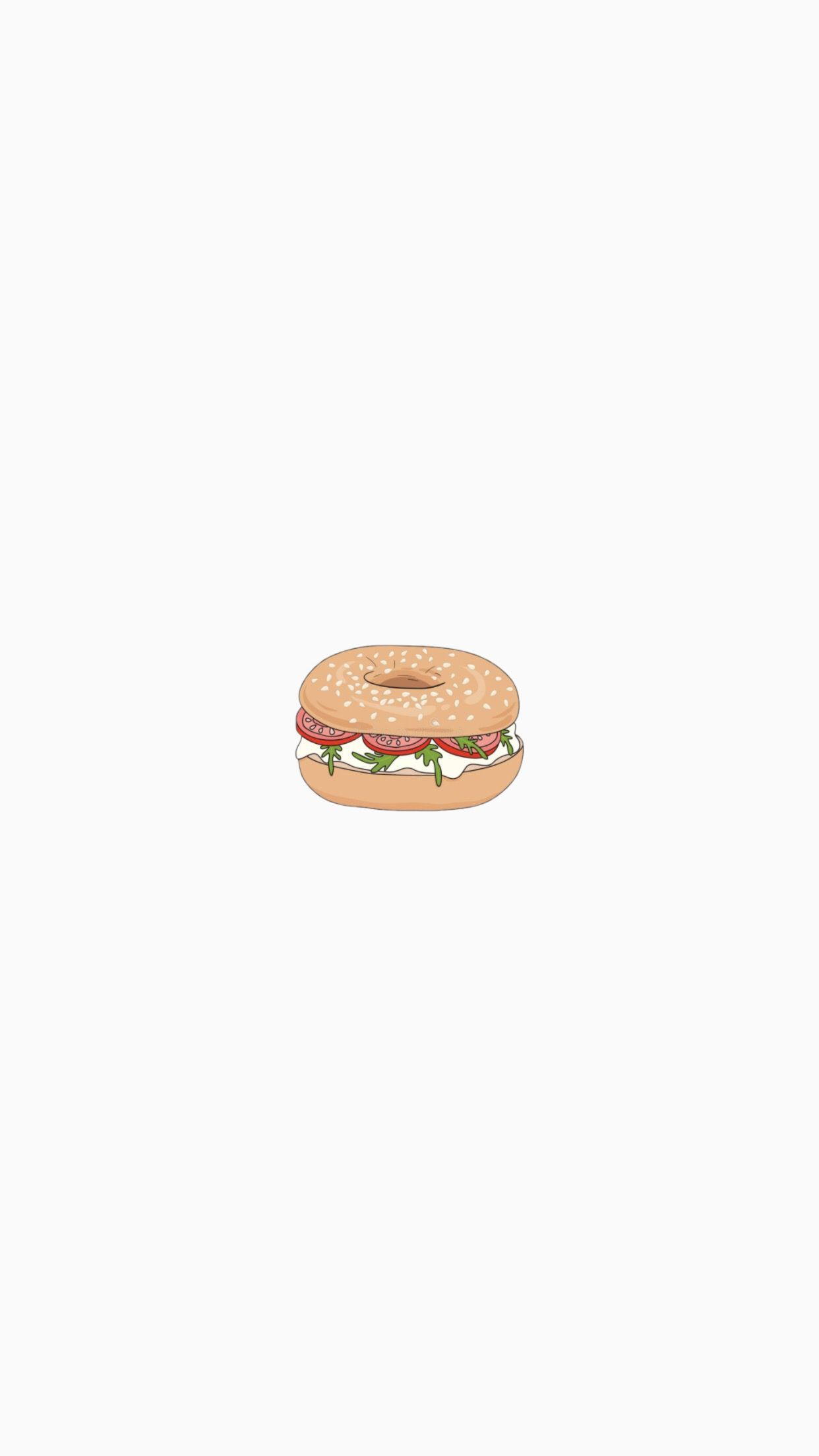 Food Aesthetic Wallpapers Cute