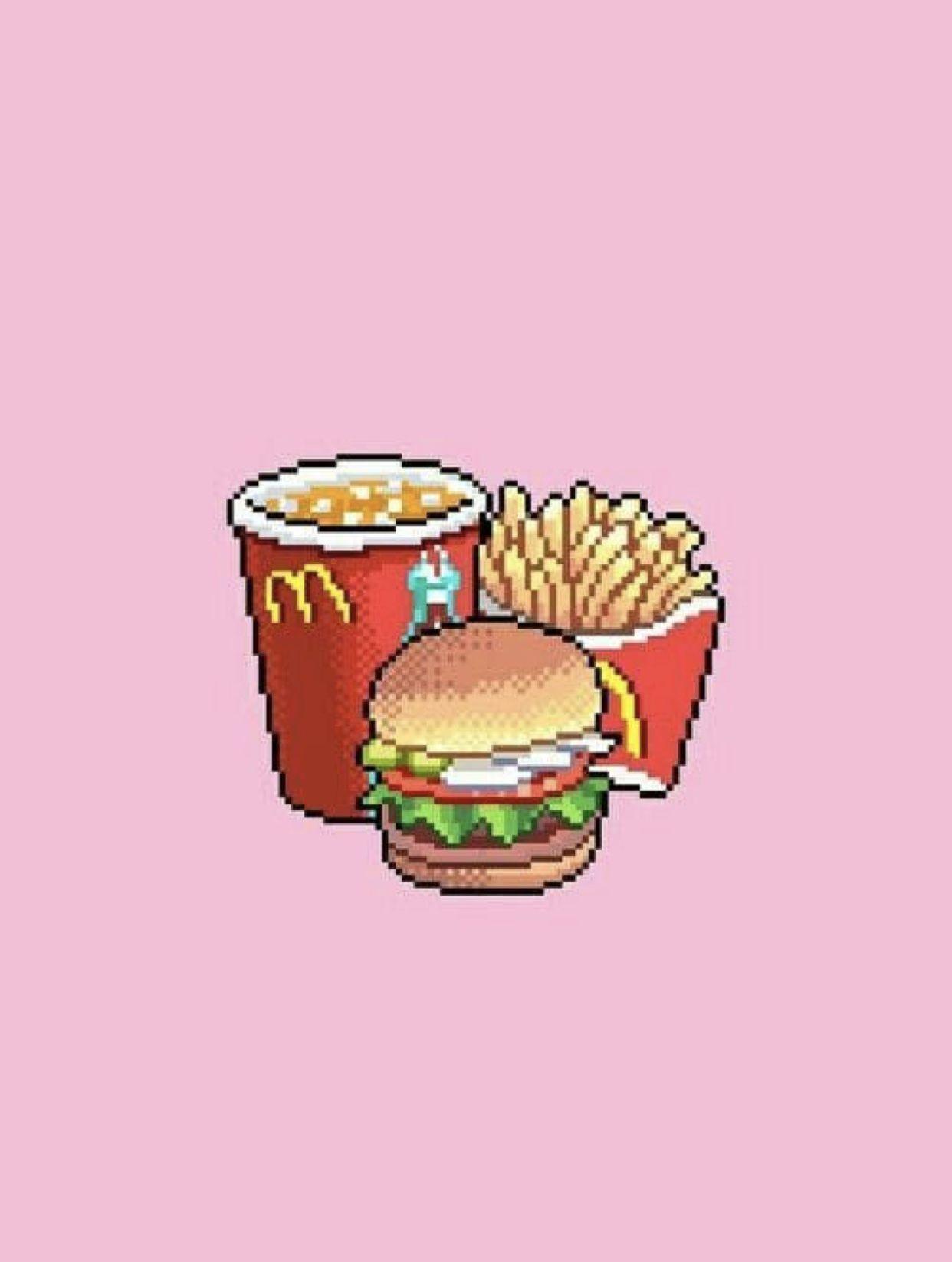 Food Aesthetic Tumblr Wallpaper