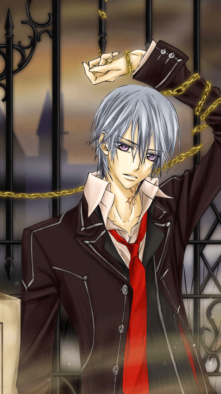 Zero kiryu wallpapers top free zero kiryu backgrounds - Vampire knight anime wallpaper ...