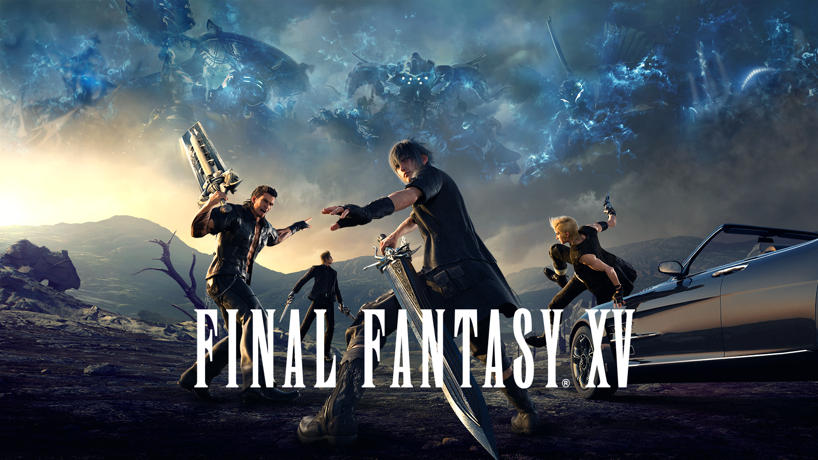 Final Fantasy 15 Wallpapers Top Free Final Fantasy 15