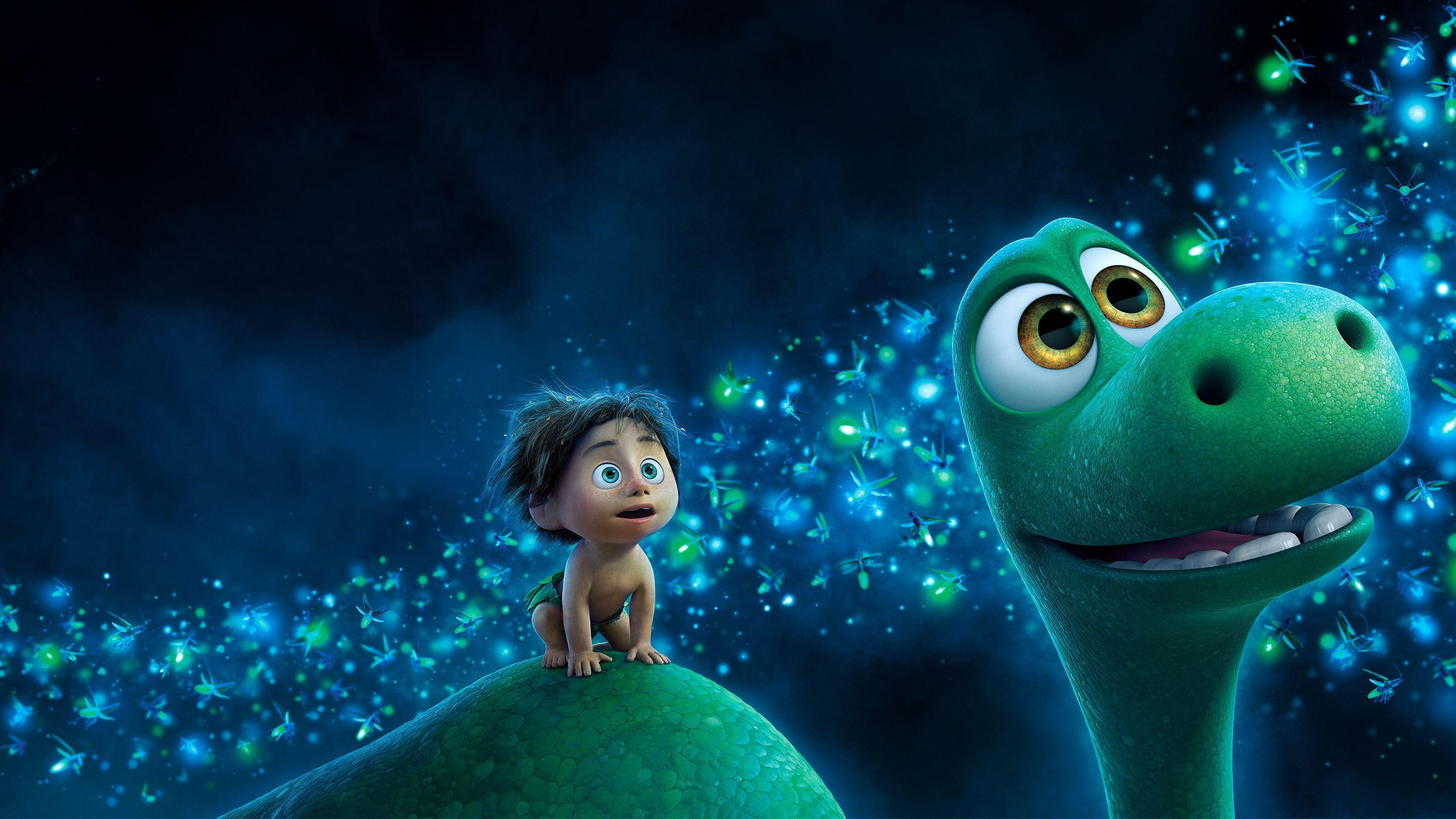 The Good Dinosaur Wallpapers - Top Free The Good Dinosaur Backgrounds -  WallpaperAccess