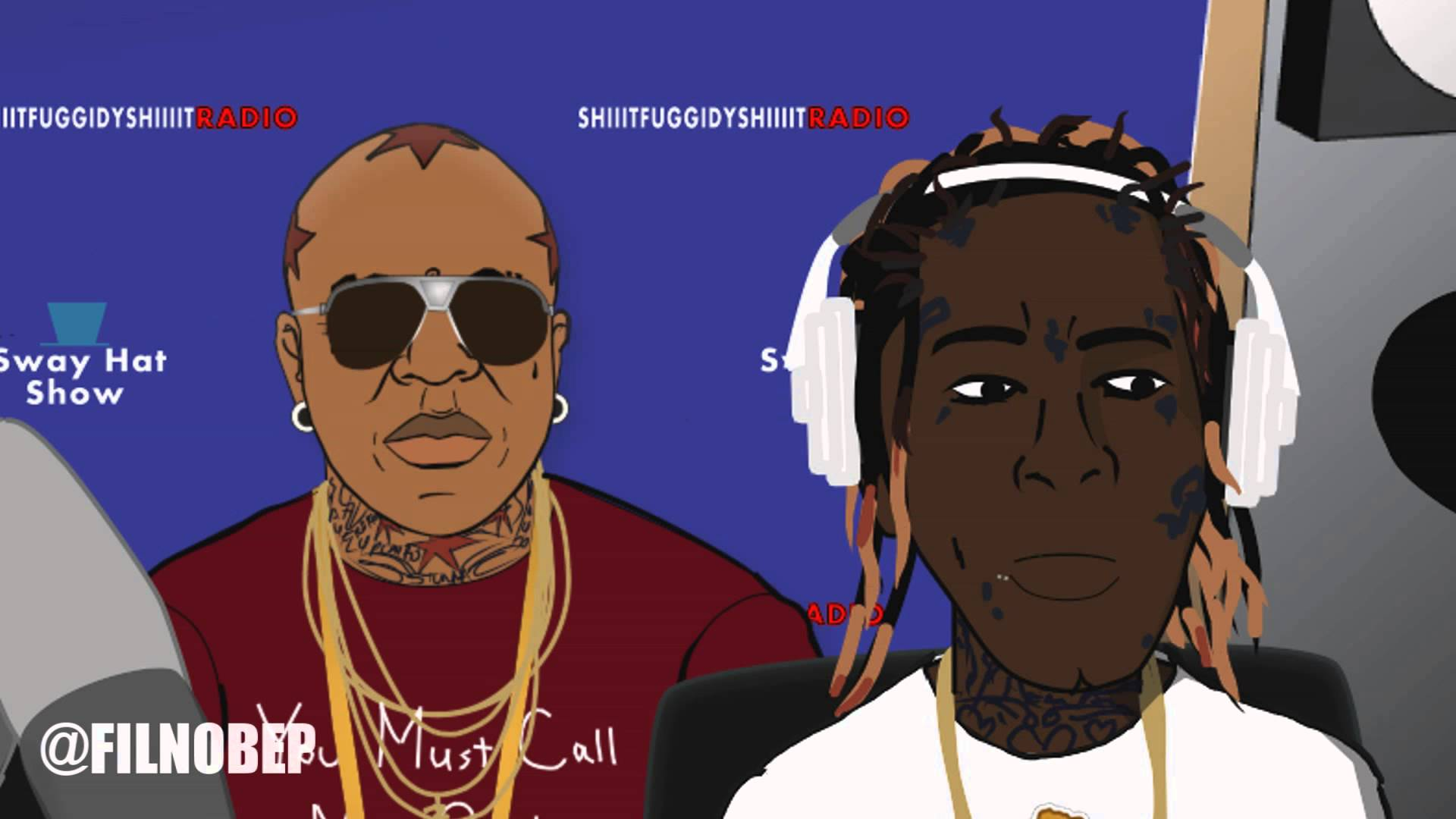Animated Young Thug Wallpapers - Top Free Animated Young ...