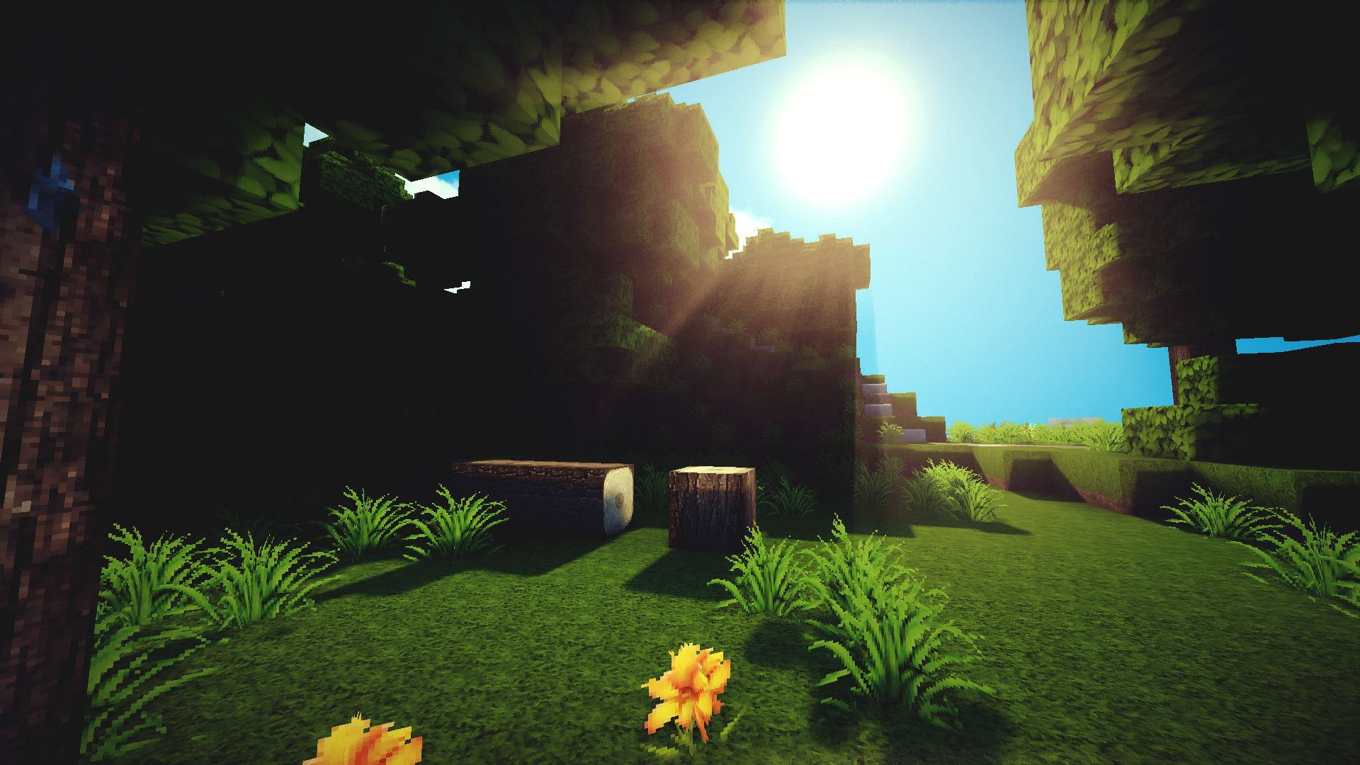 1920x1080 Wallpapers HD Minecraft Group 80
