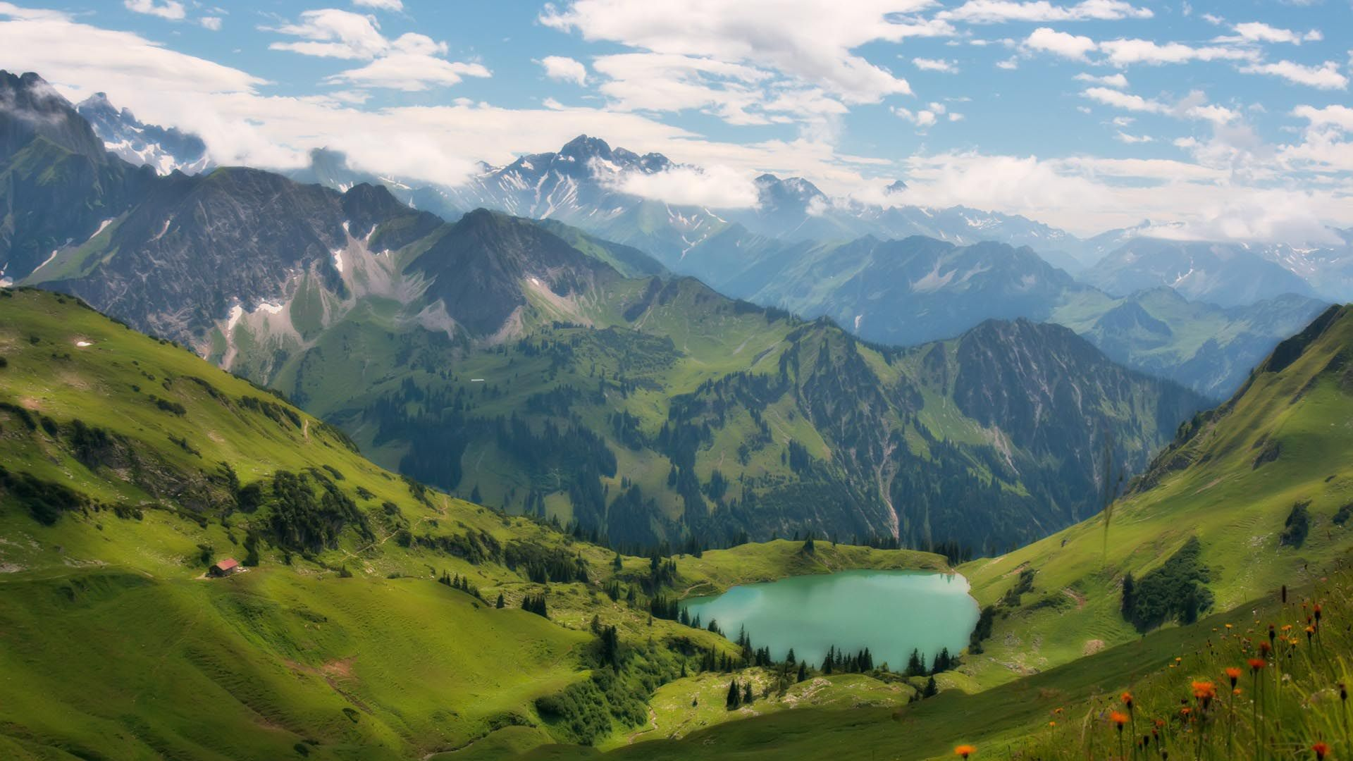 Swiss Countryside Wallpapers Top Free Swiss Countryside