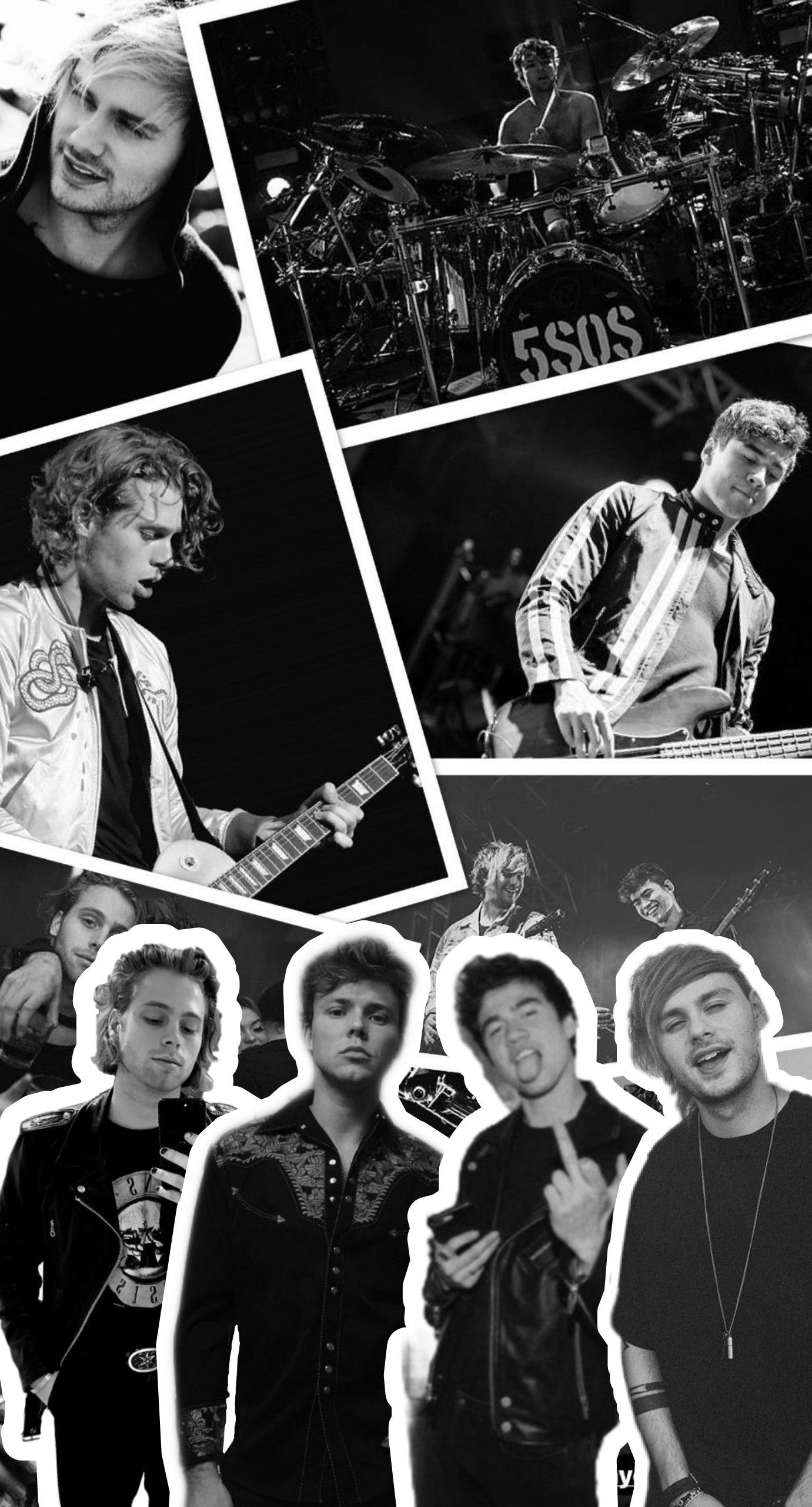 5sos Wallpapers Top Free 5sos Backgrounds Wallpaperaccess