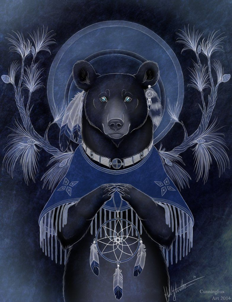 783x1021 Native American Bear by Bear-hybrid on DeviantArt