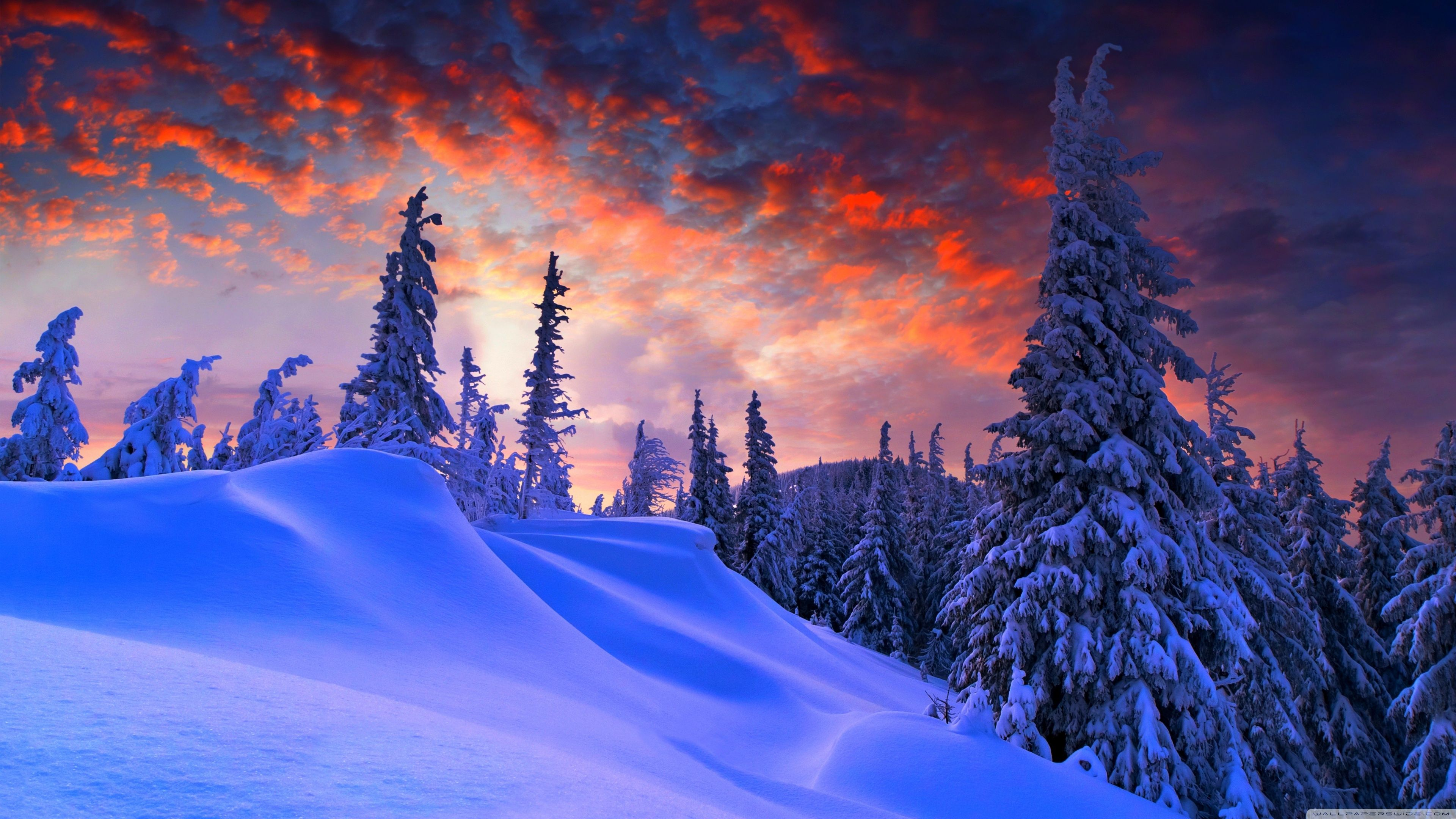 4k 16 9 Winter Wallpapers Top Free 4k 16 9 Winter