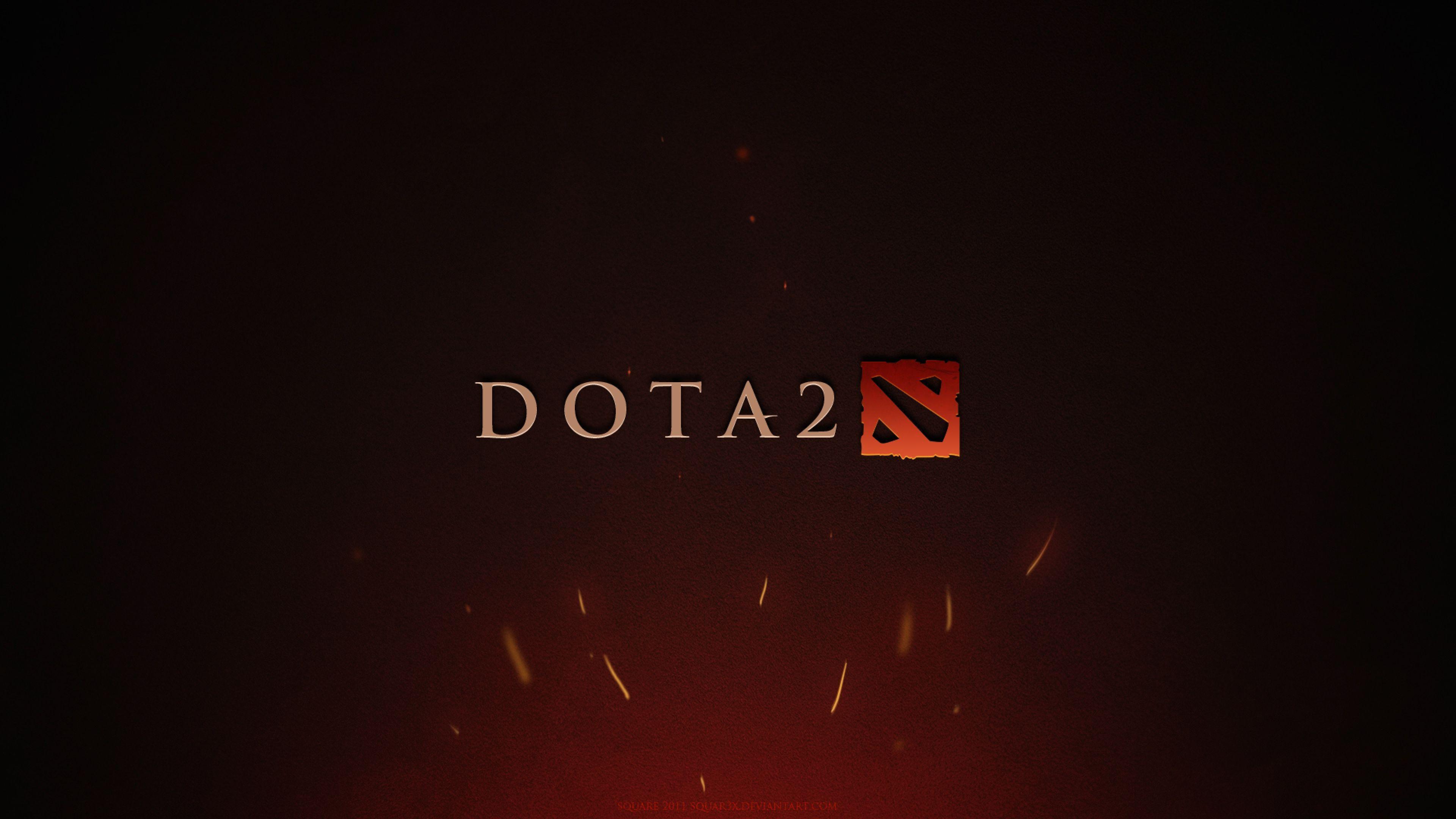 Dota 2 Logo Wallpapers Top Free Dota 2 Logo Backgrounds