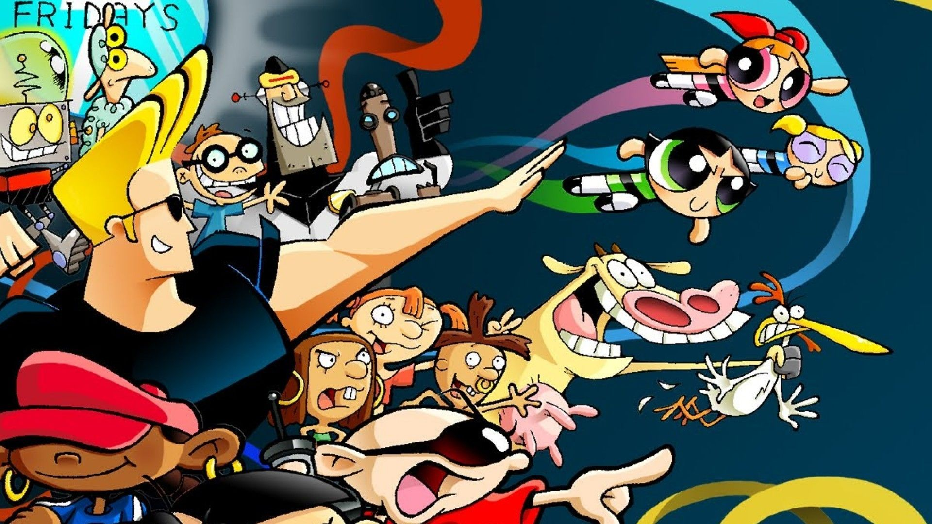 Cartoon Network Wallpapers Top Free Cartoon Network