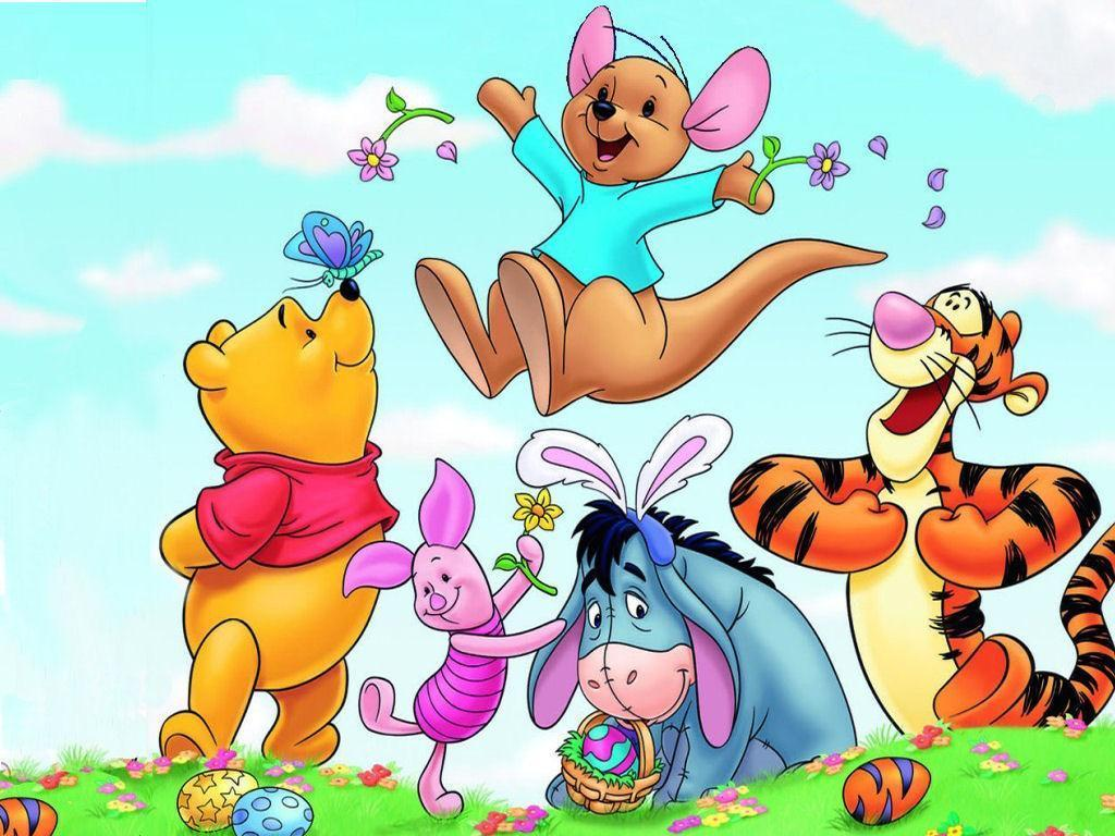 56 Best Free Cartoon Characters Wallpapers Wallpaperaccess