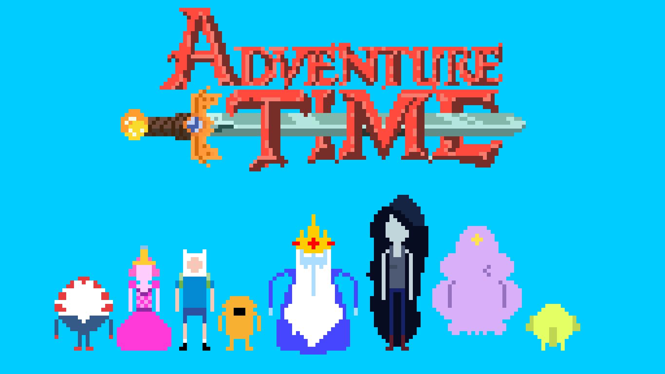 Adventure Time Wallpaper Hd Pc