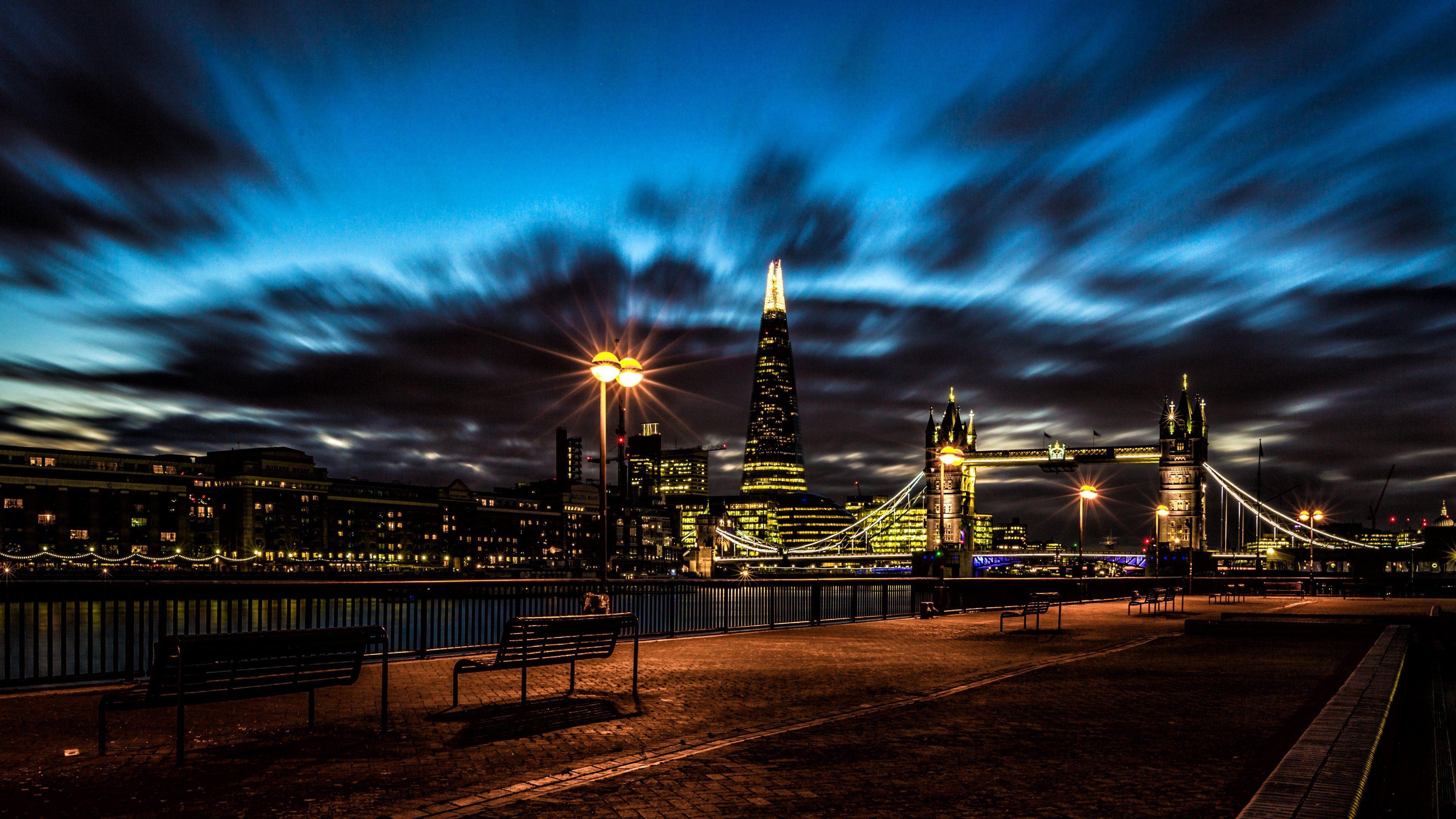 London Night Wallpapers - Top Free London Night ...