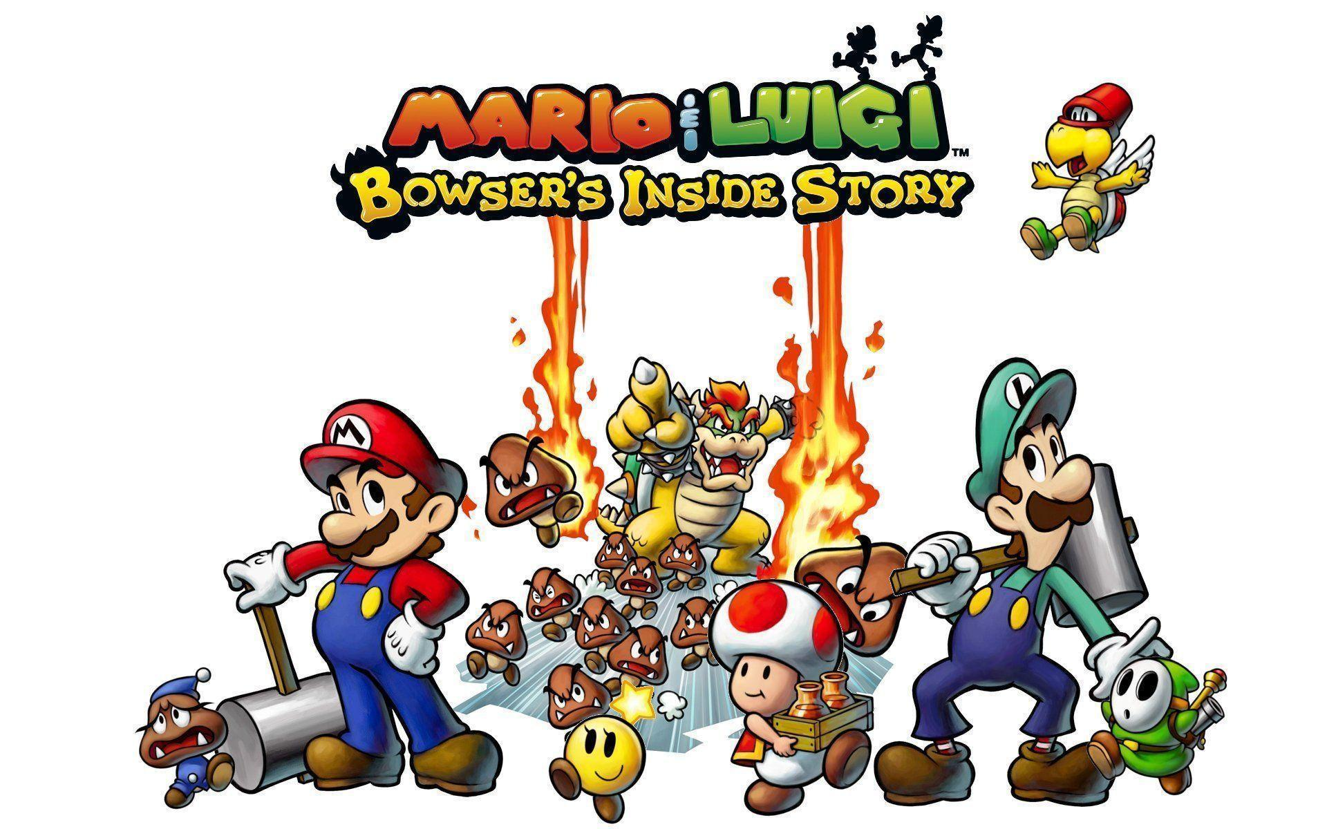 Mario And Luigi Wallpapers Top Free Mario And Luigi Backgrounds