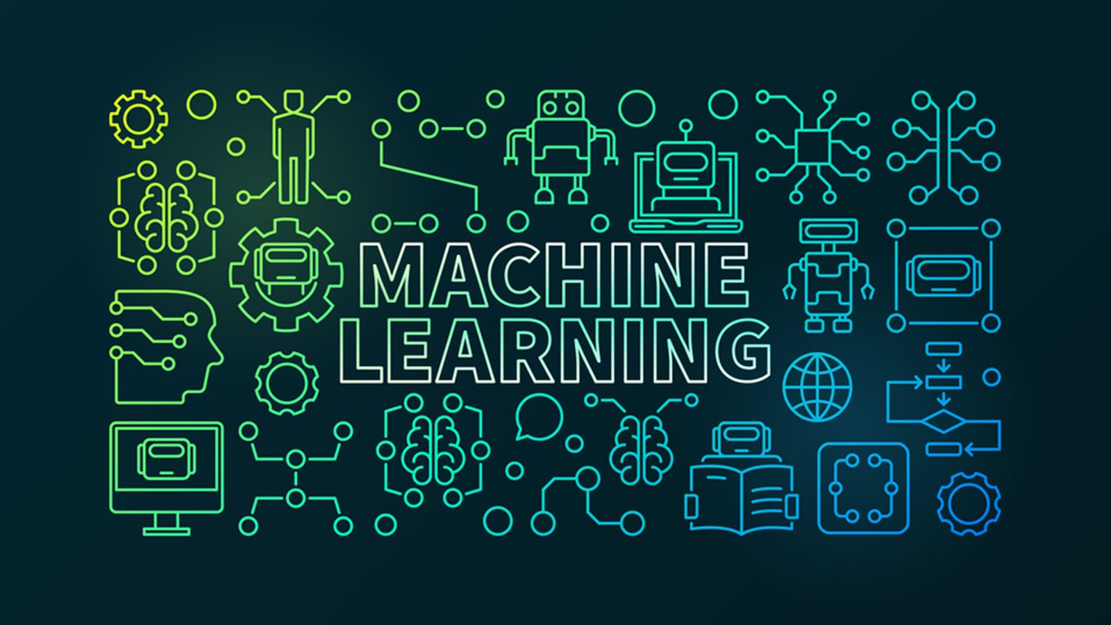 Machine Learning Wallpapers Top Free Machine Learning Backgrounds Wallpaperaccess