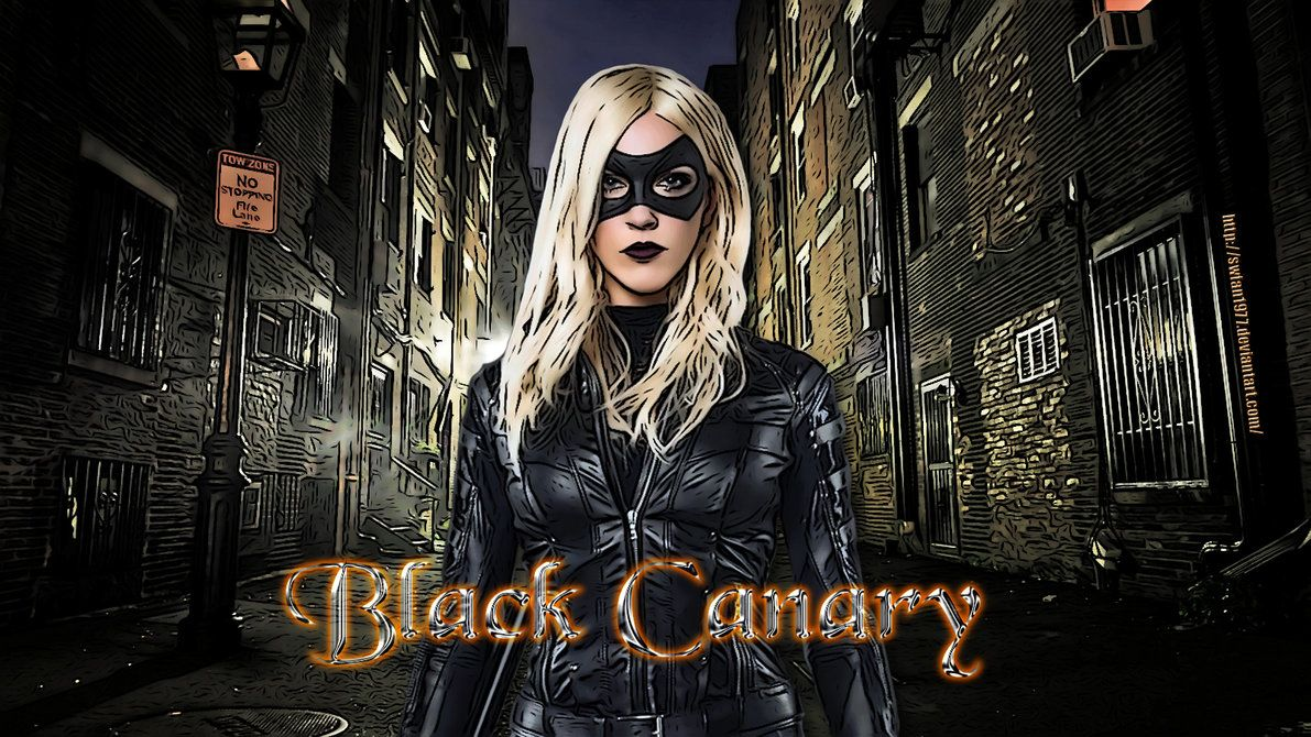 Black Canary Wallpapers Top Free Black Canary Backgrounds