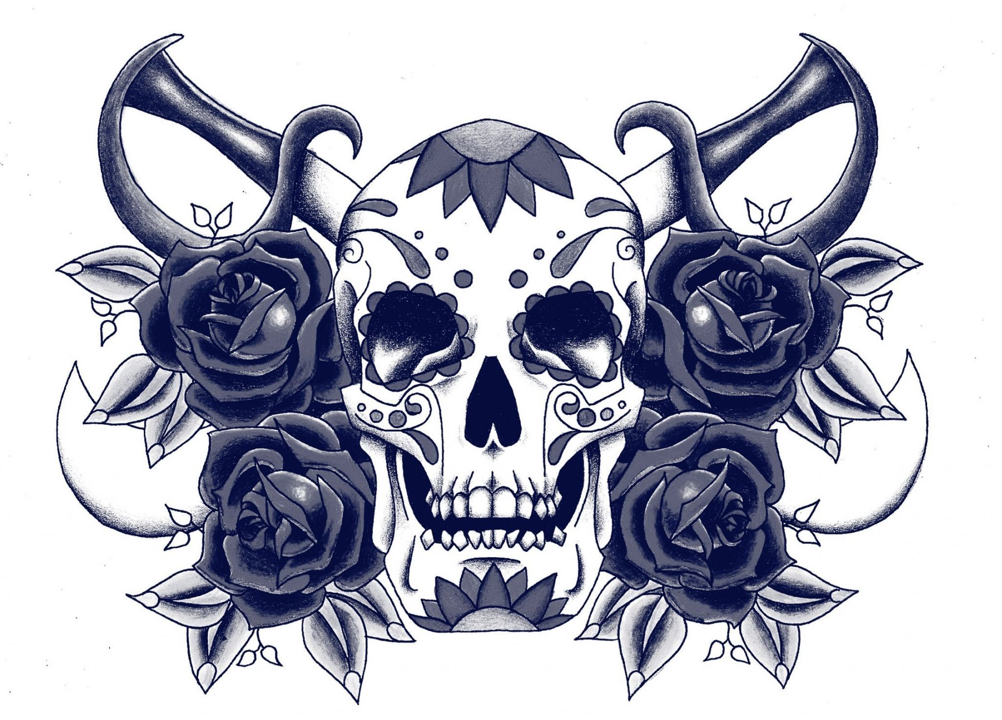 Gangster Skull Wallpapers Top Free Gangster Skull