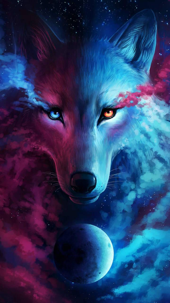 Image result for wolf wallpaper 4k""