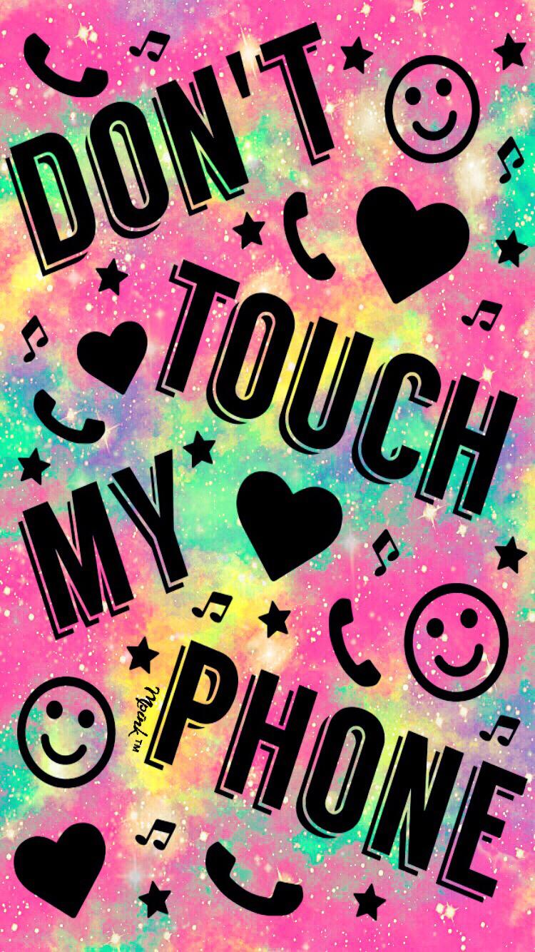 Don't Touch My iPhone Wallpapers - Top Free Don't Touch My ...