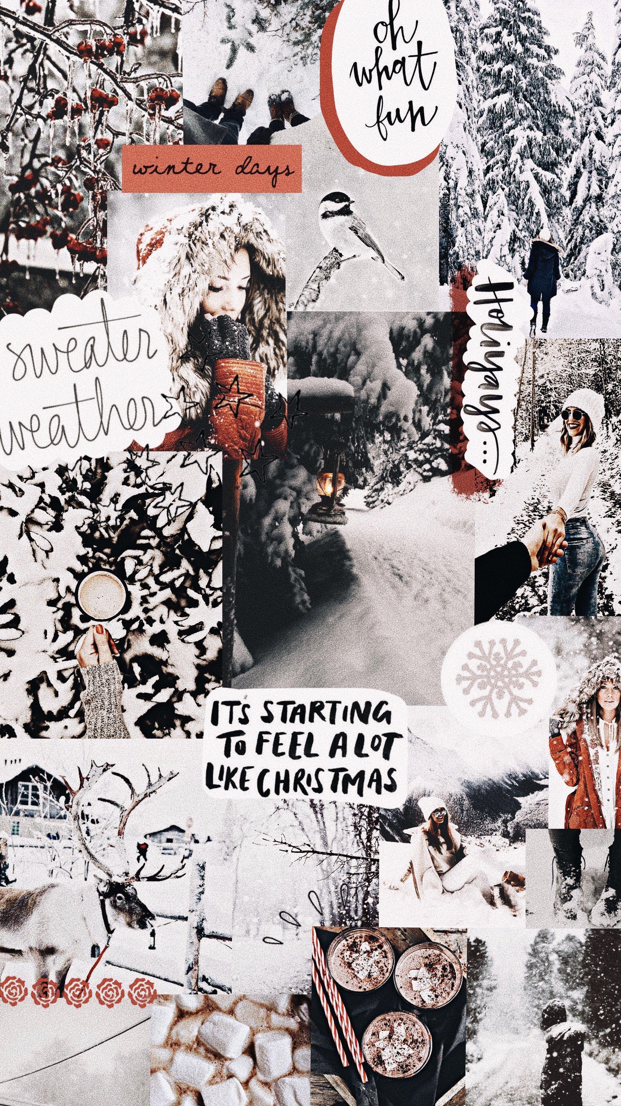 Christmas Vsco Wallpapers Top Free Christmas Vsco Backgrounds
