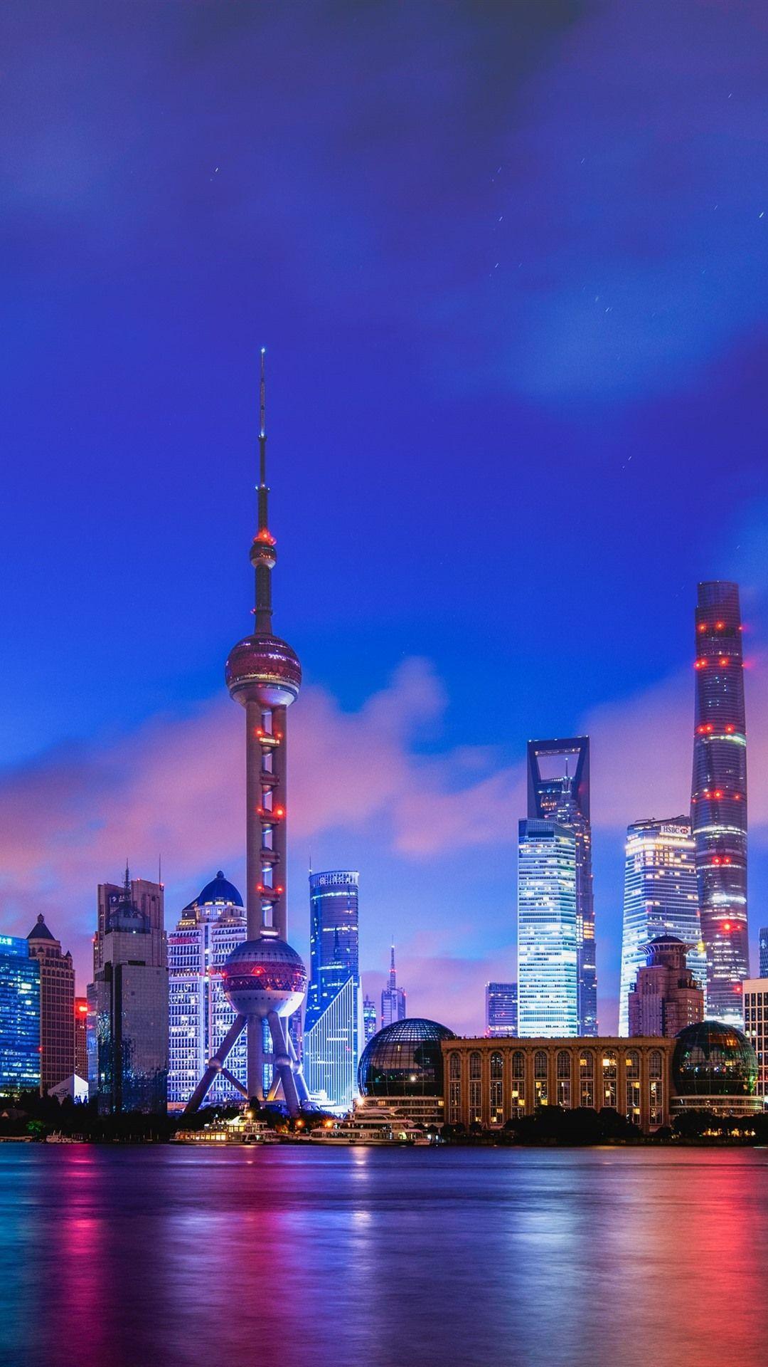 Shanghai iPhone Wallpapers - Top Free