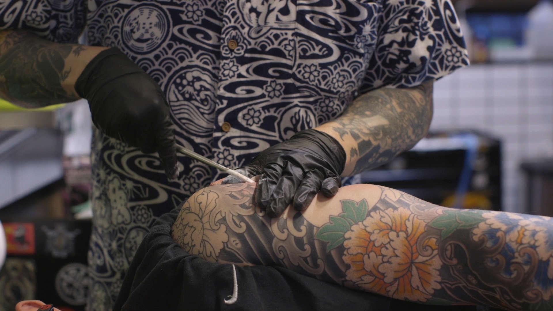 Japanese Tattoo Wallpapers Top Free Japanese Tattoo