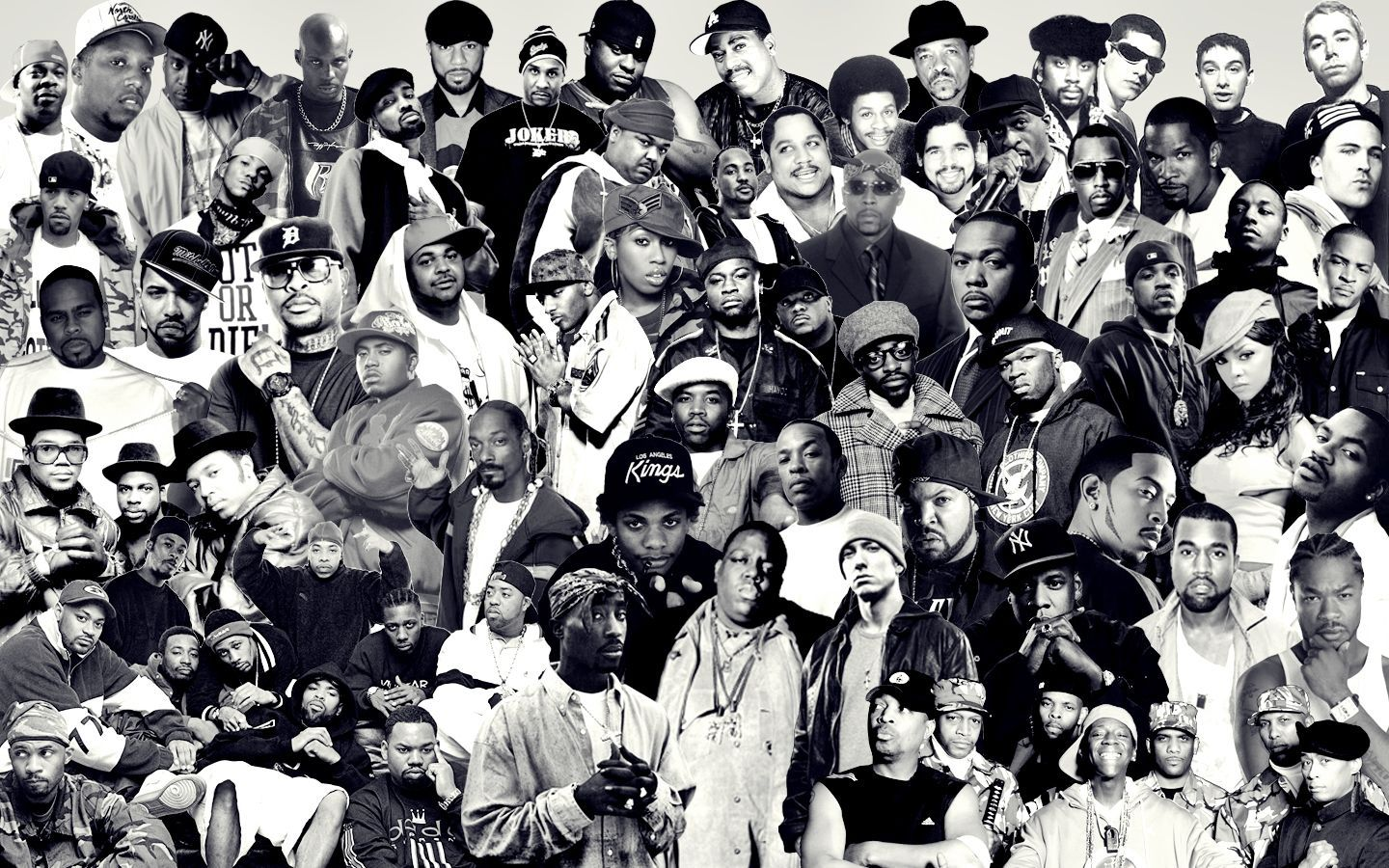 42 Best Free Hip Hop Legends Wallpapers - WallpaperAccess