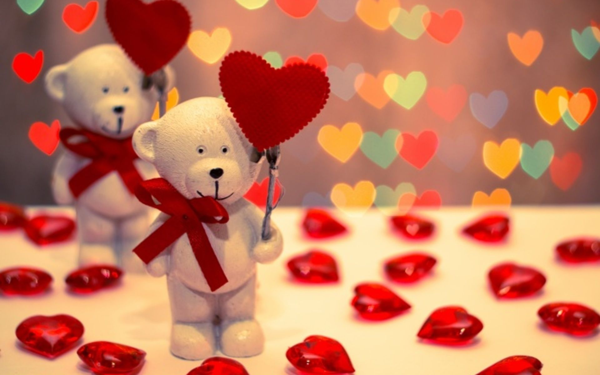 Top Free Cute Heart Backgrounds