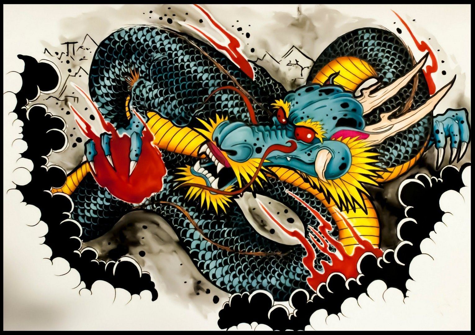 Japanese Tattoo Wallpapers Top Free Japanese Tattoo Backgrounds Wallpaperaccess