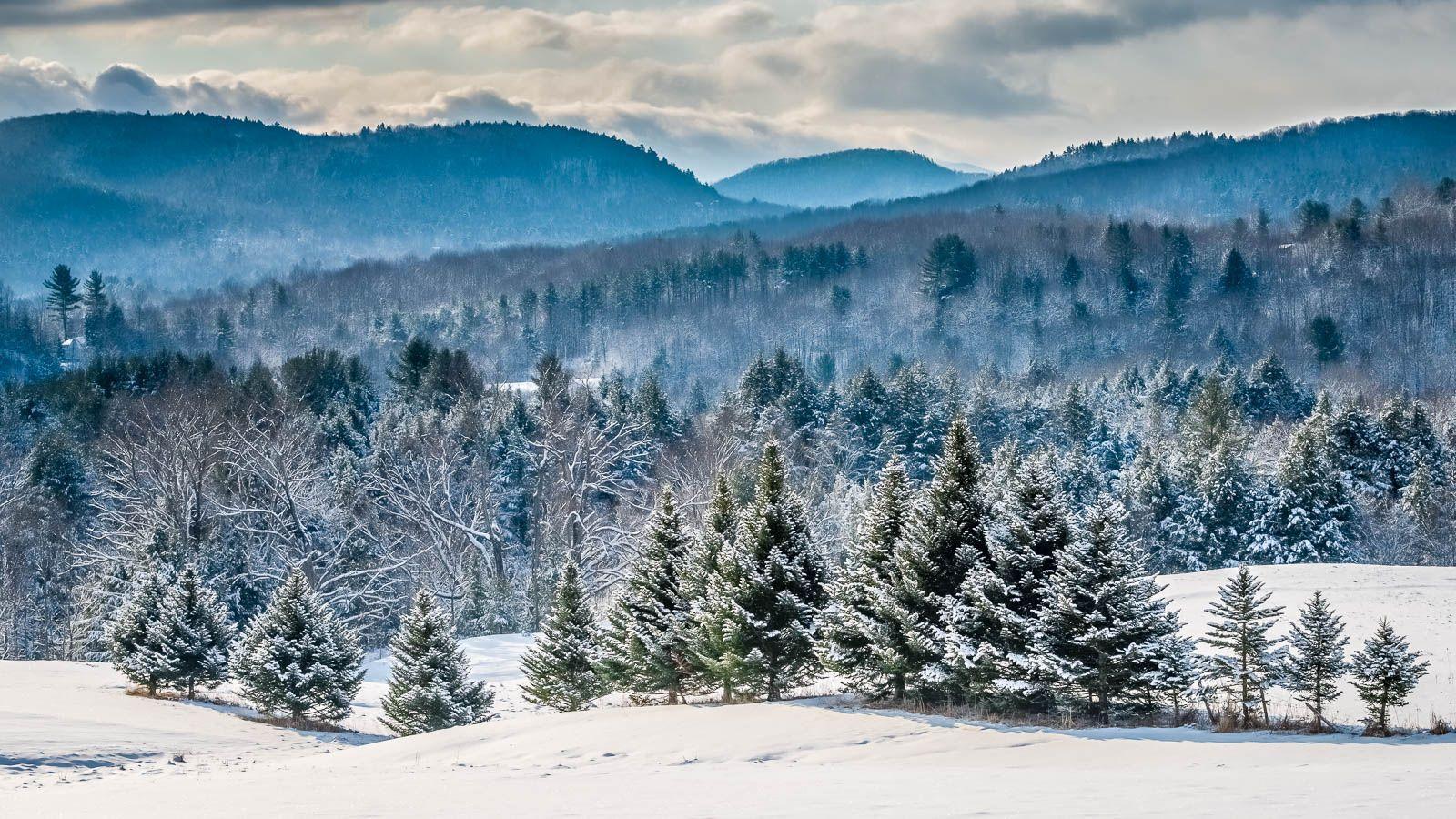 Vermont Snow Wallpapers - Top Free Vermont Snow ...