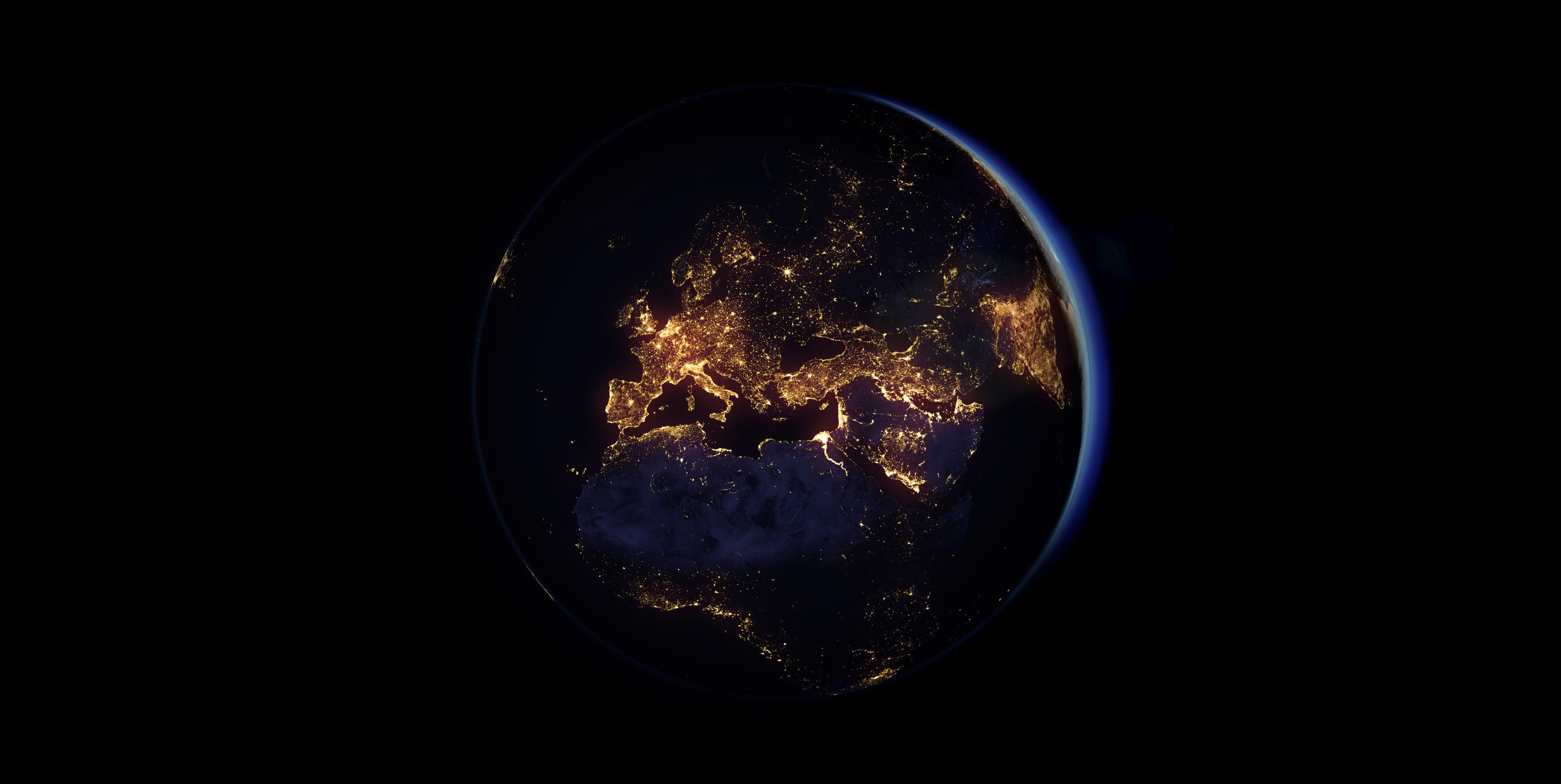 Black Earth Wallpapers - Top Free Black ...