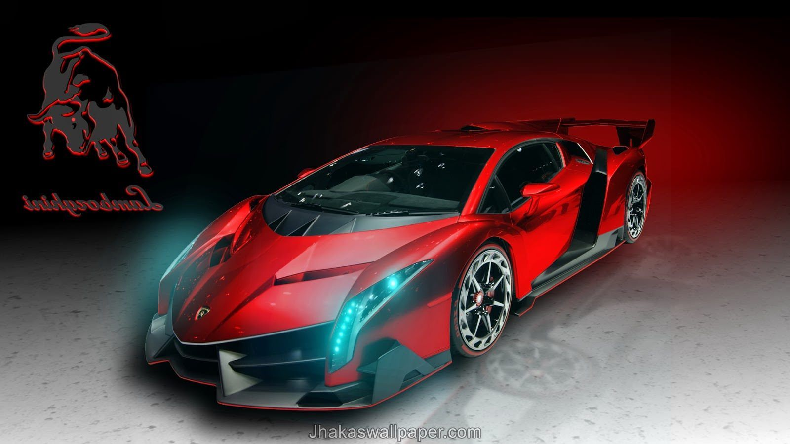 Red Lambo Wallpapers Top Free Red Lambo Backgrounds Wallpaperaccess