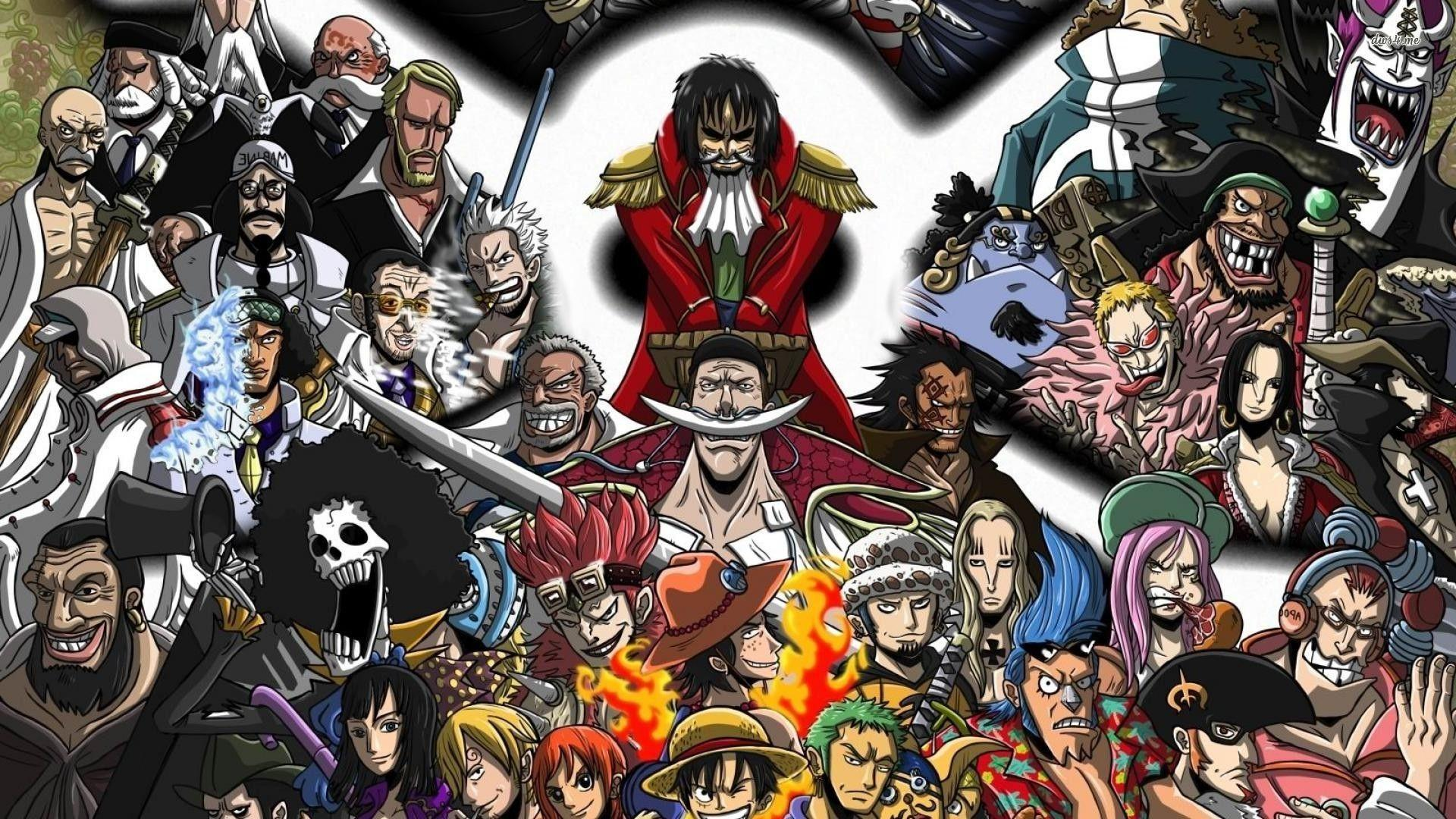 One Piece Wallpapers Top Free One Piece Backgrounds