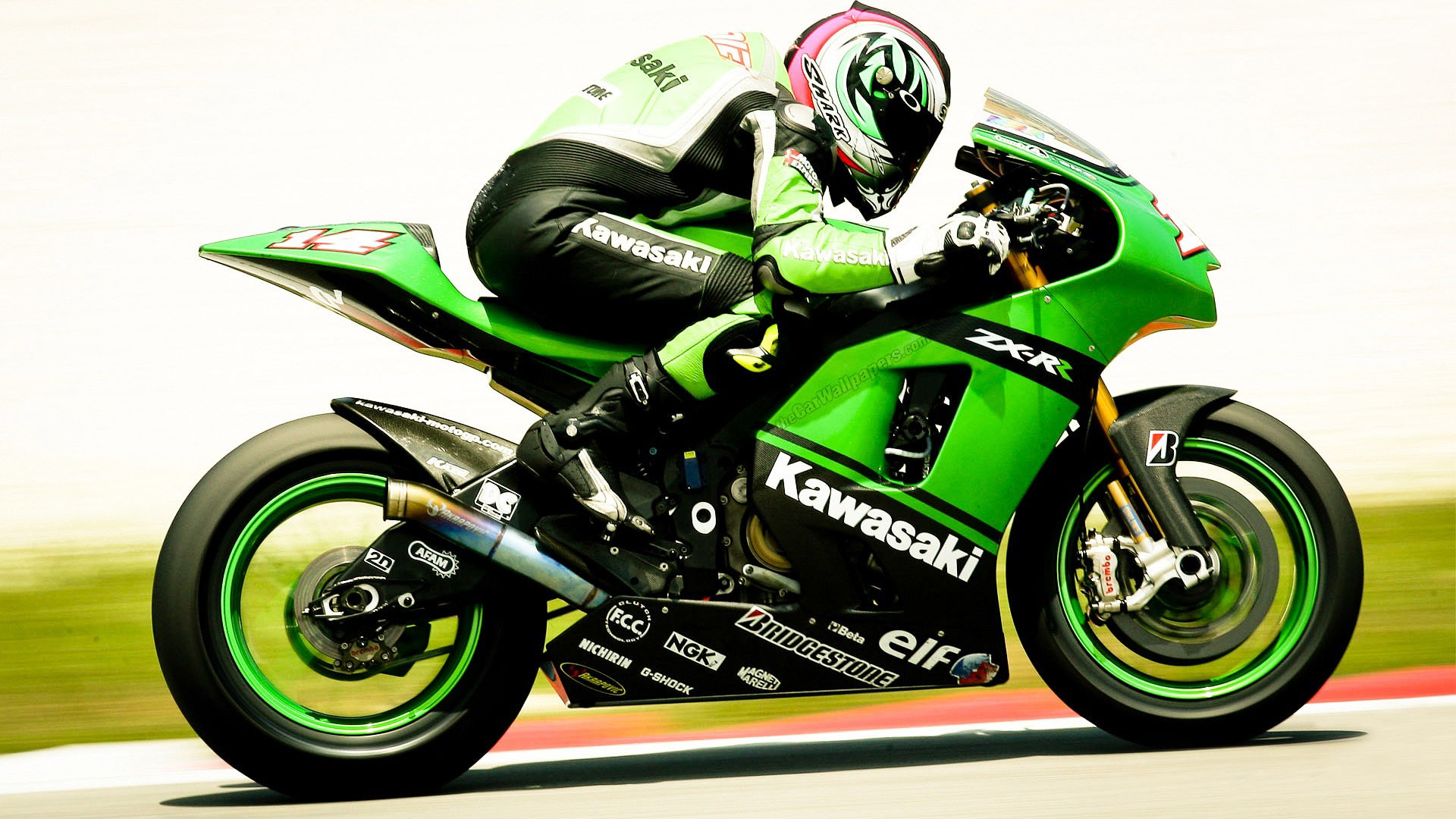 44 Best Free Kawasaki Racing Wallpapers Wallpaperaccess