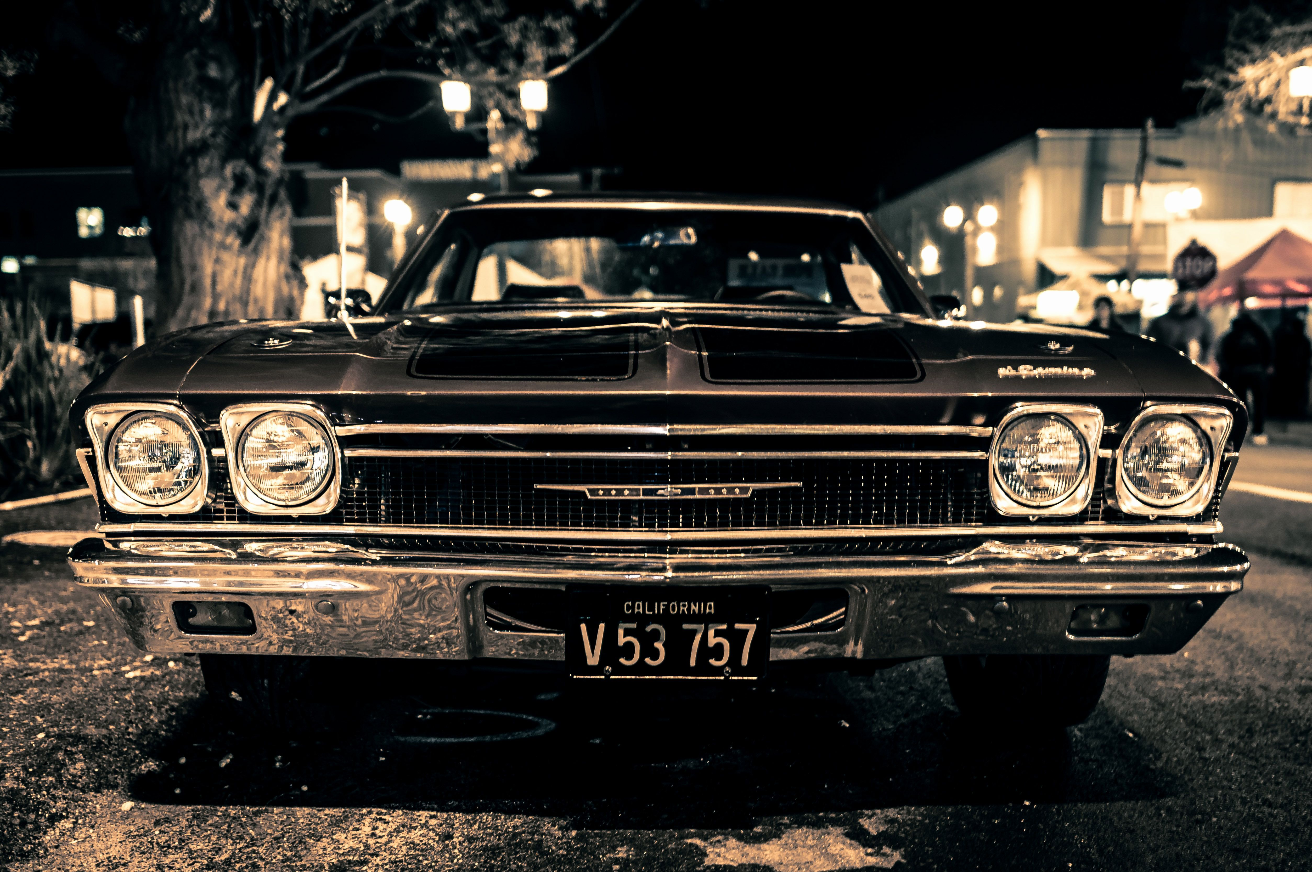 Rustic Old Cars Wallpapers