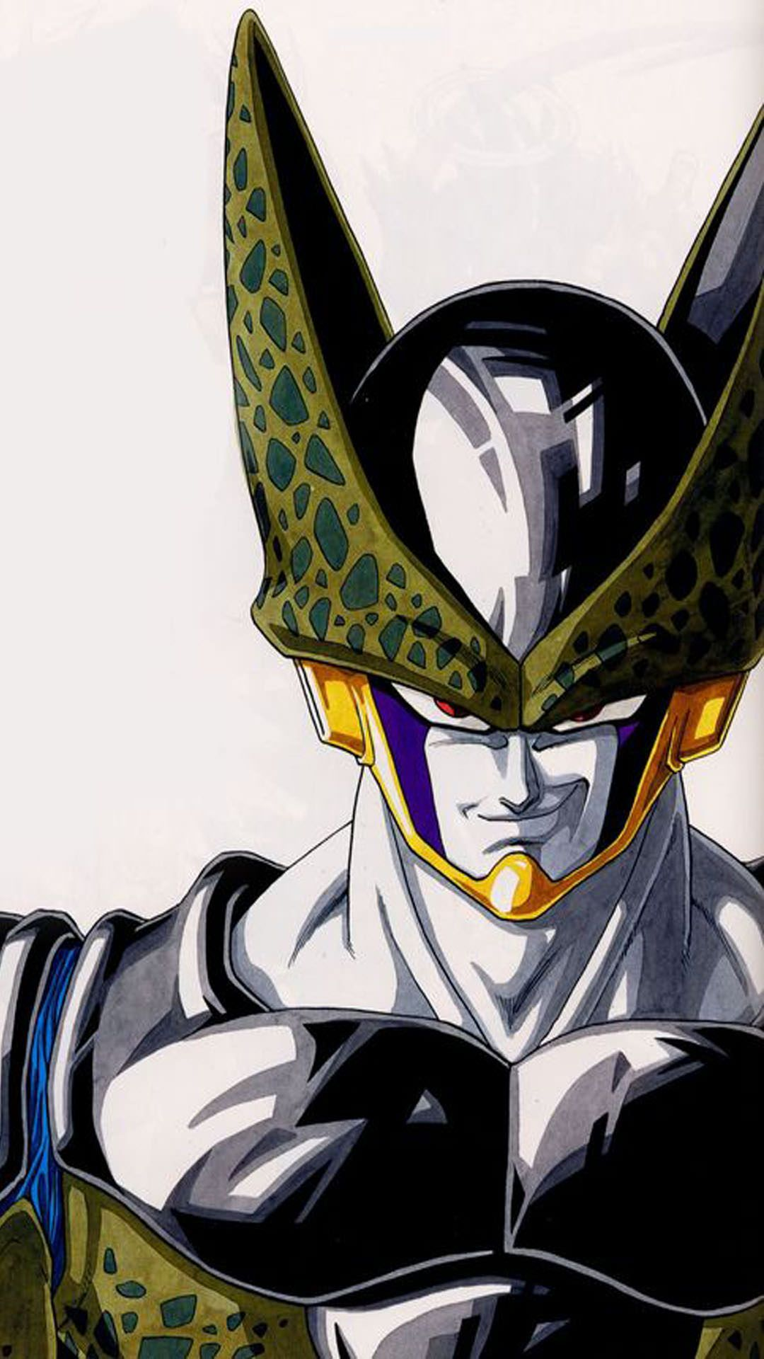 Dbz Cell Wallpapers Top Free Dbz Cell Backgrounds