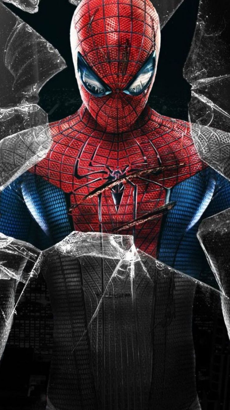 61 Best Free Amazing Spider Man Iphone Wallpapers Wallpaperaccess