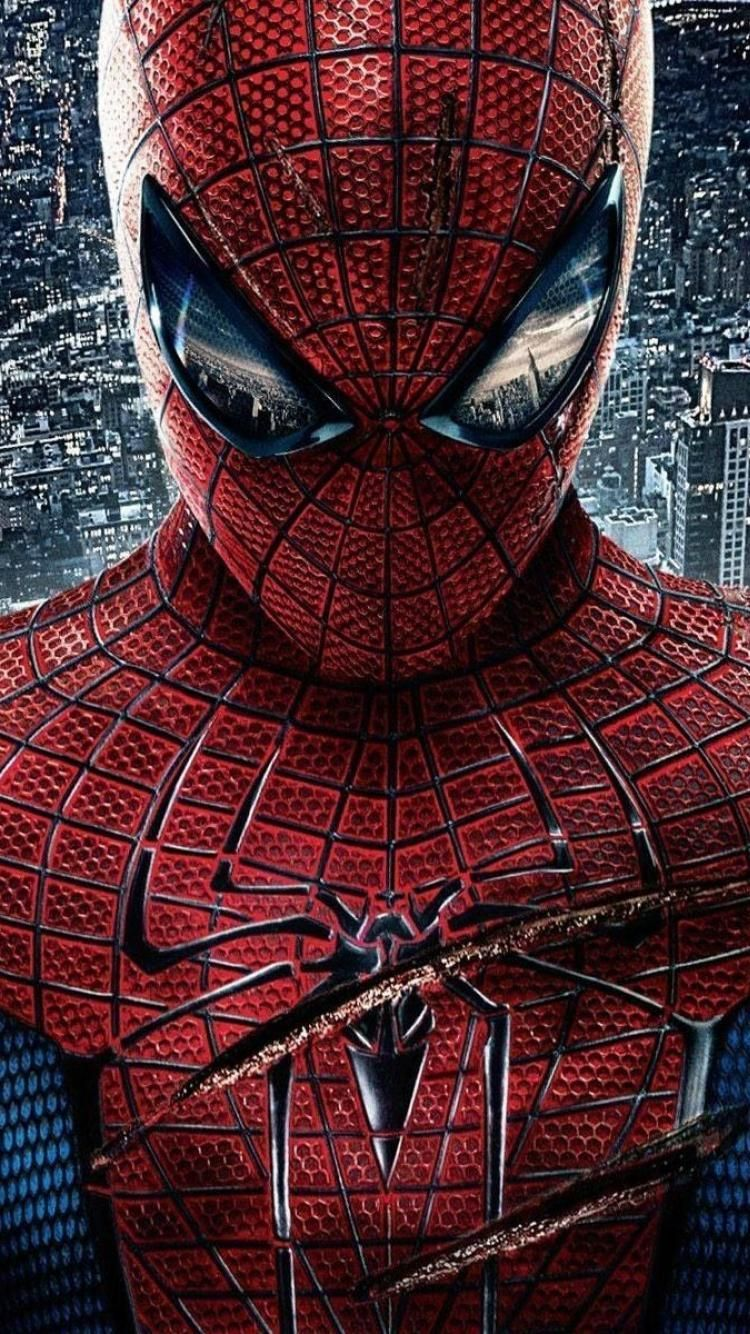Amazing Spider Man Iphone Wallpapers Top Free Amazing