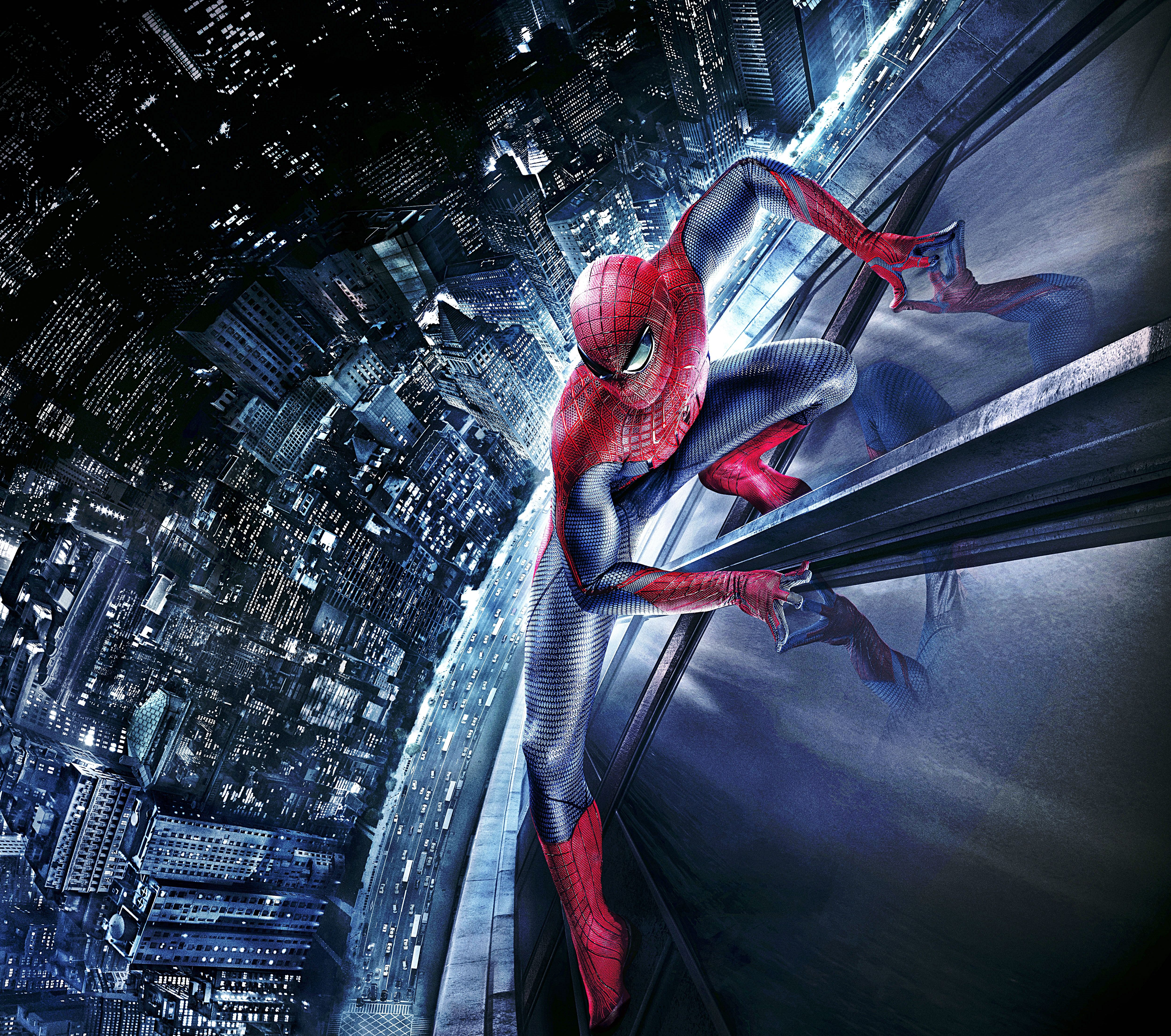 62 Best Free Spider-Man Mask Wallpapers
