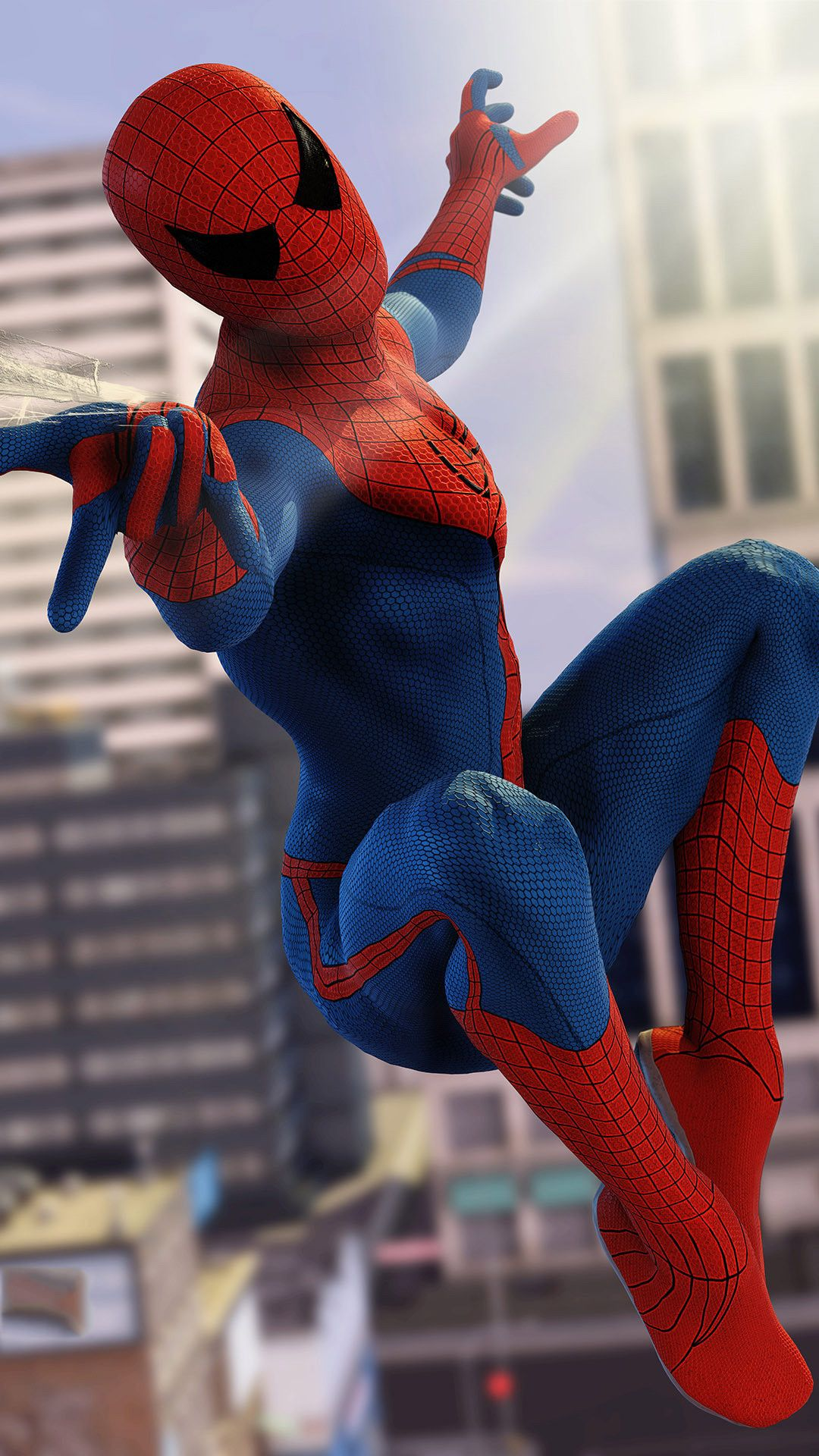 Amazing Spider Man Iphone Wallpapers Top Free Amazing Spider Man