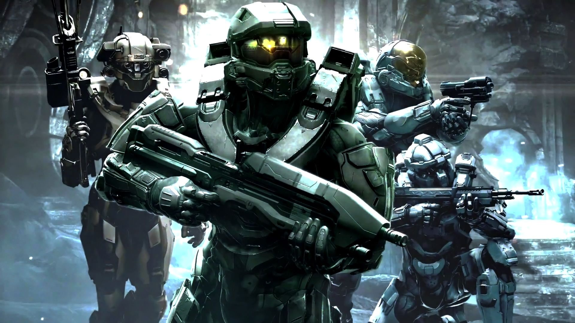 Halo 5 Hd Wallpapers Top Free Halo 5 Hd Backgrounds