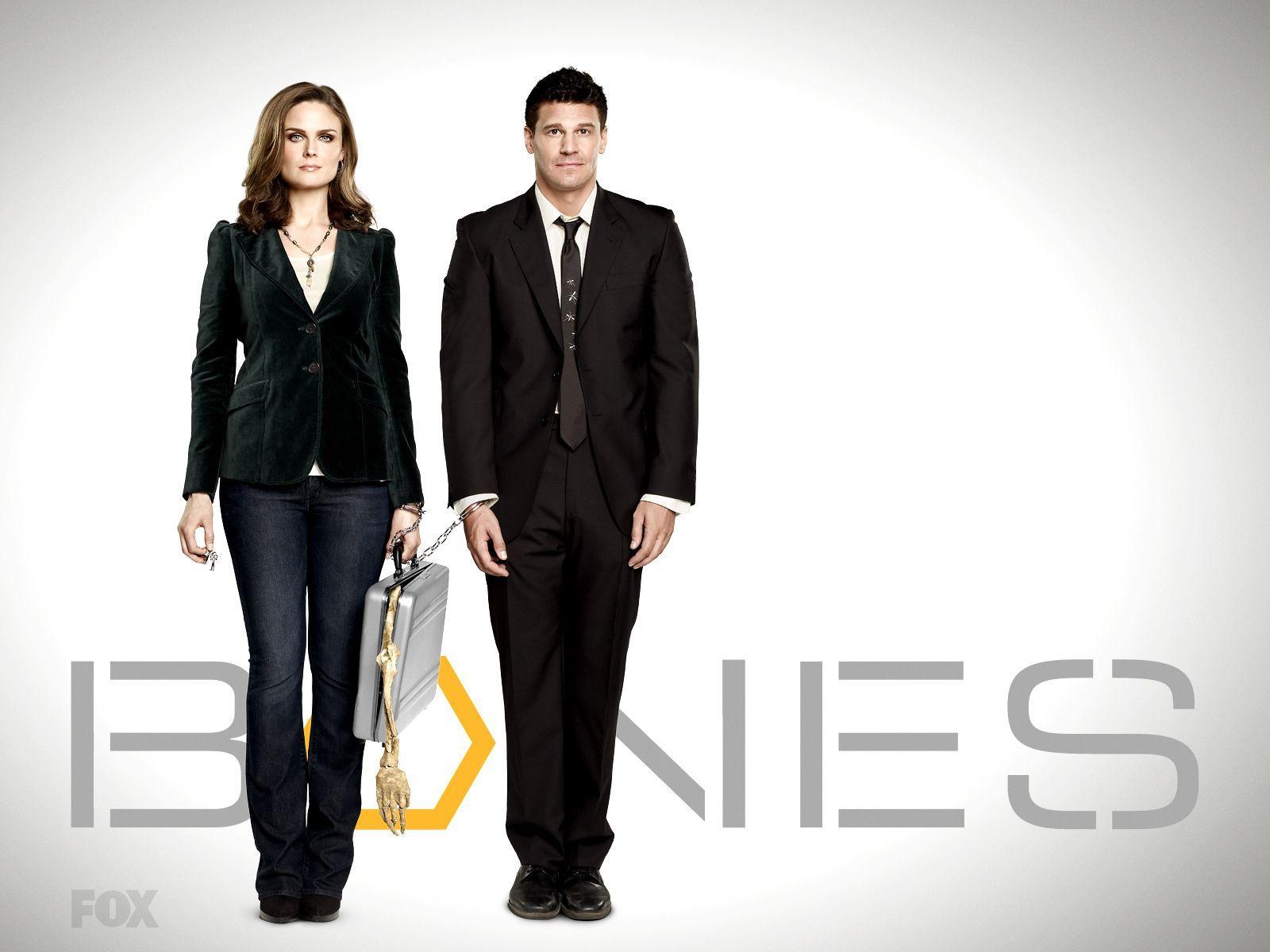 35 Best Free Bones TV Show Logo Wallpapers