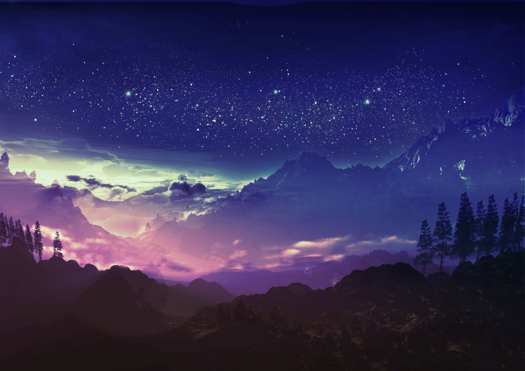 Anime Mountain Wallpapers Top Free Anime Mountain Backgrounds