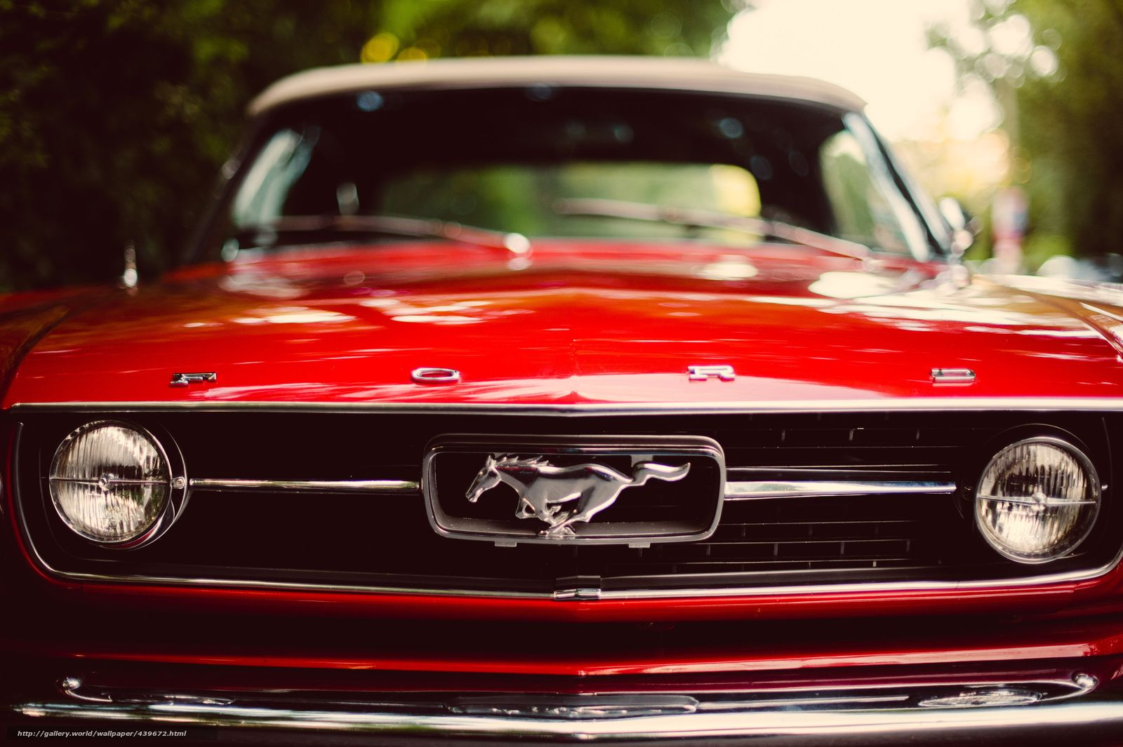 Vintage Mustang Wallpapers Top Free Vintage Mustang Backgrounds Wallpaperaccess
