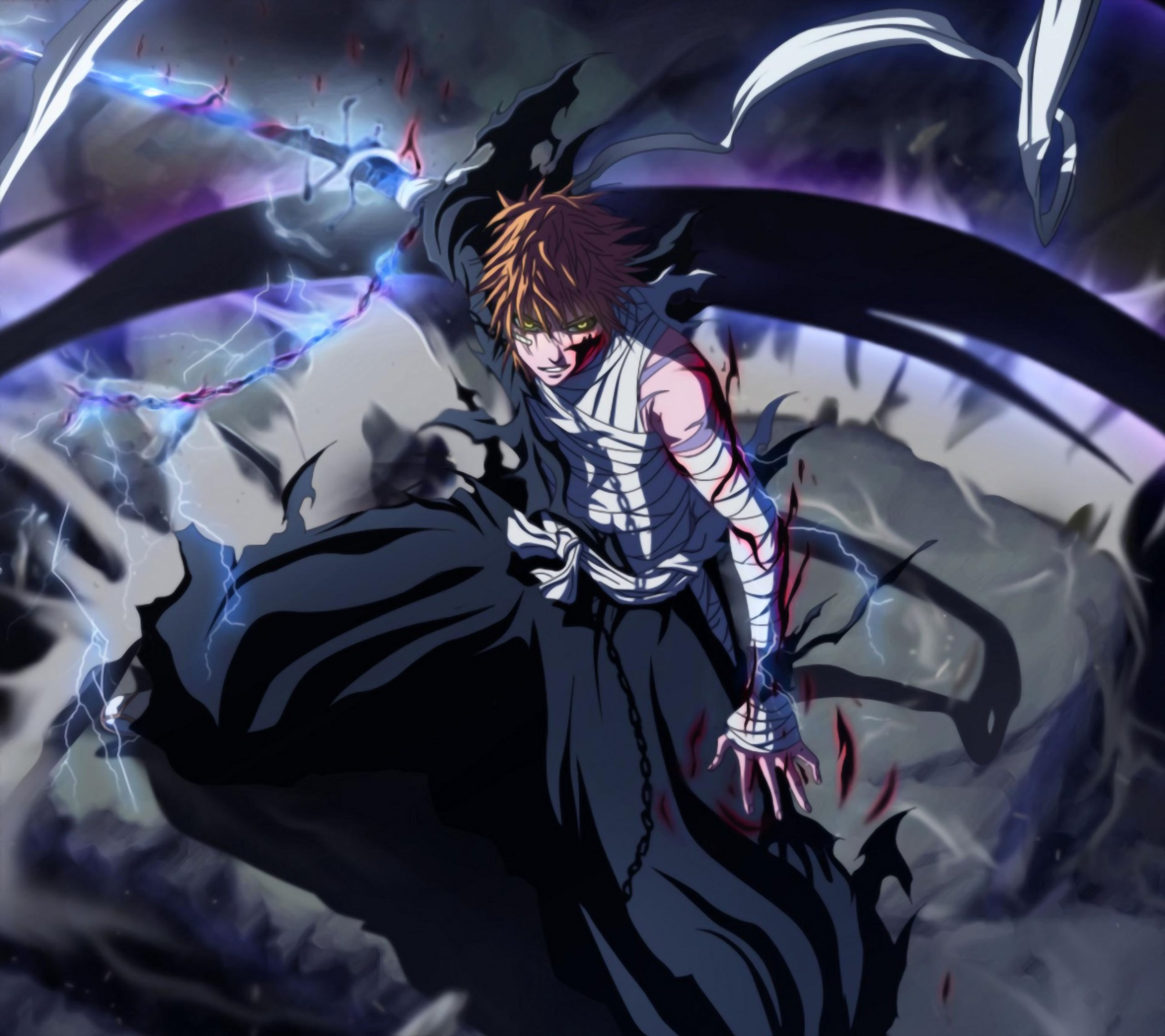 Ichigo Wallpapers Top Free Ichigo Backgrounds Wallpaperaccess