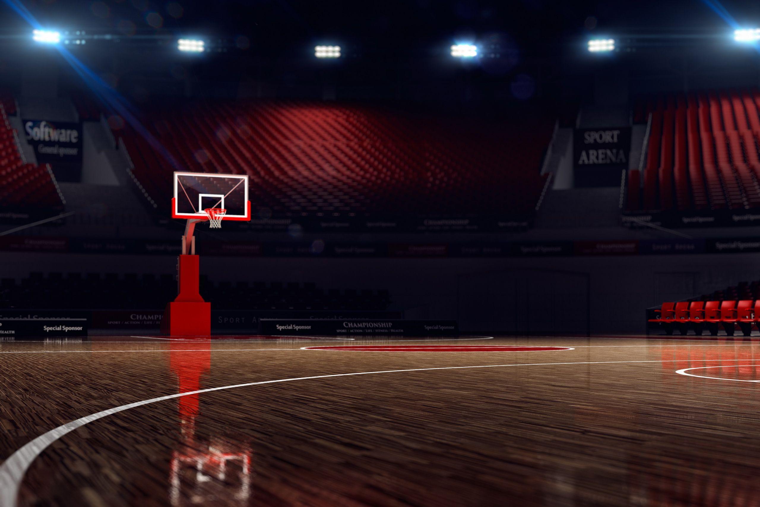 Basketball Court Wallpapers Top Free Basketball Court Backgrounds Wallpaperaccess