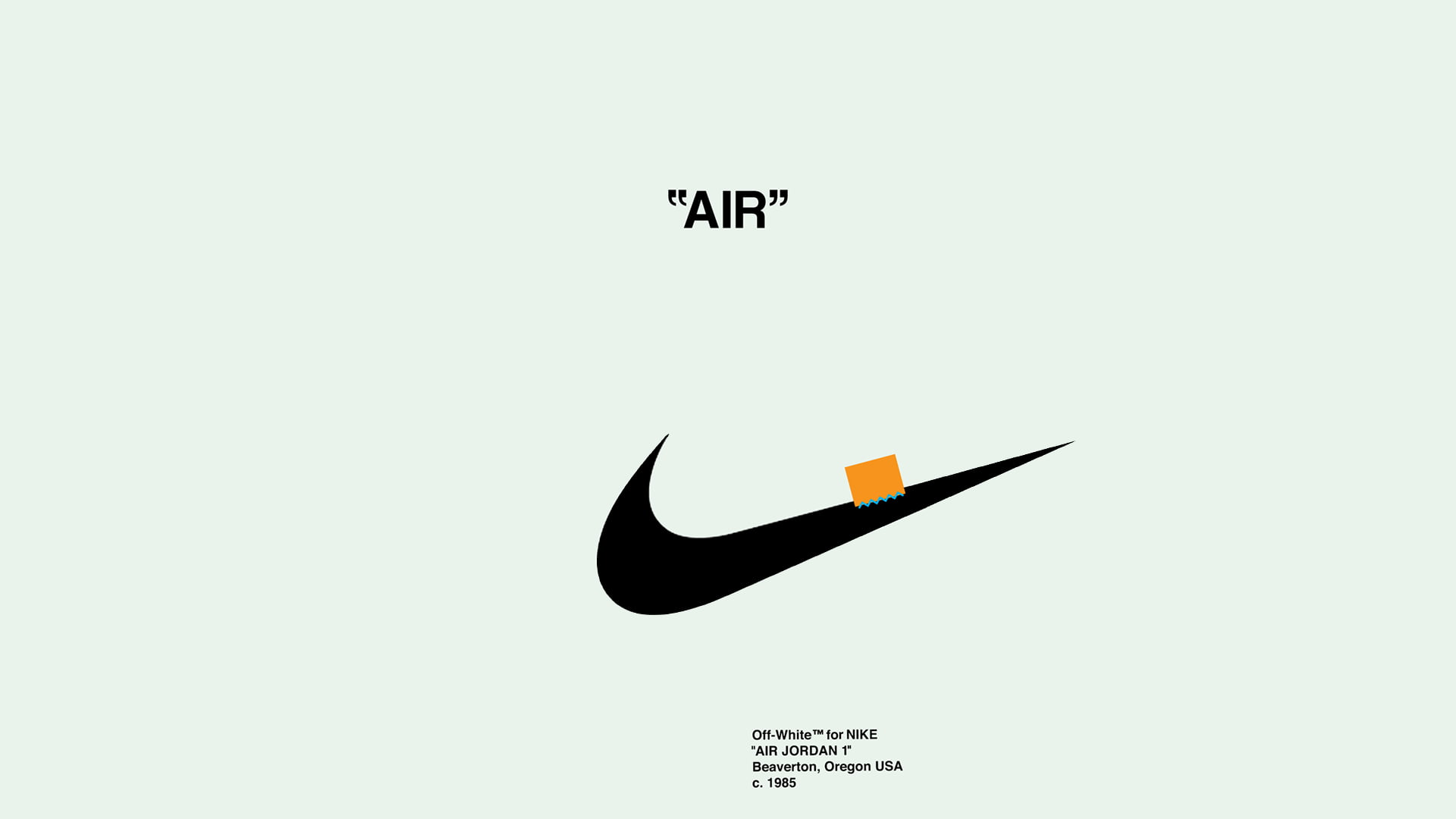 Nike Off White Wallpapers Top Free Nike Off White Backgrounds Wallpaperaccess
