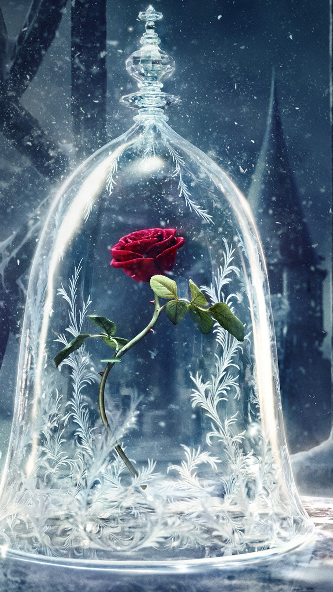 Beauty And The Beast Iphone Wallpapers Top Free Beauty And The