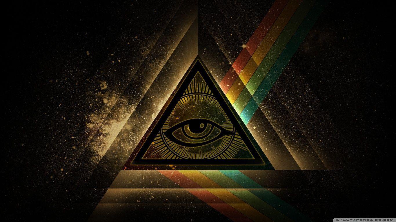 Illuminati Eye Triangle Wallpapers Top Free Illuminati Eye