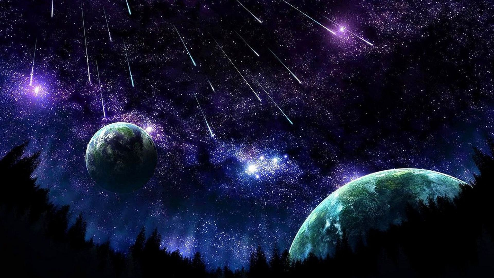 Beautiful Stars Wallpapers Top Free Beautiful Stars Backgrounds Wallpaperaccess