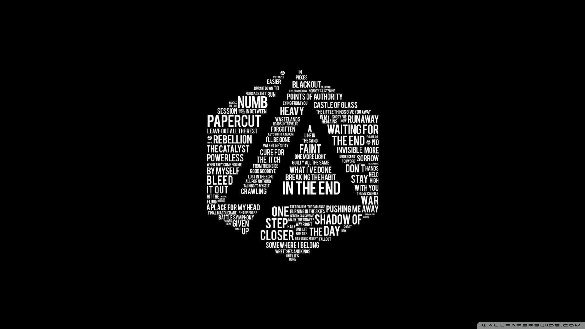 Linkin Park Logo Wallpapers Top Free Linkin Park Logo